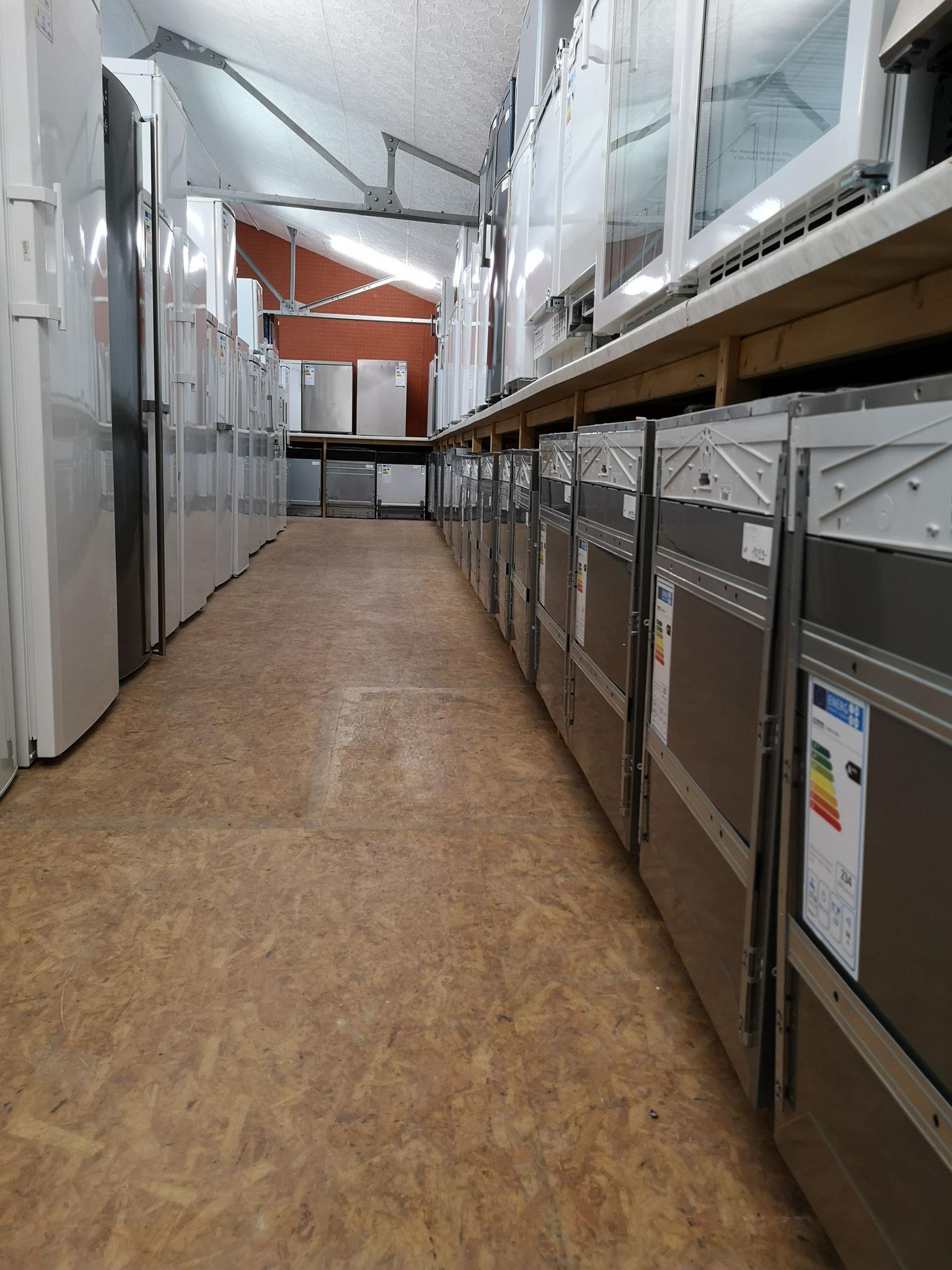Miele Spülmaschinen bei HGS Elektro in Köln