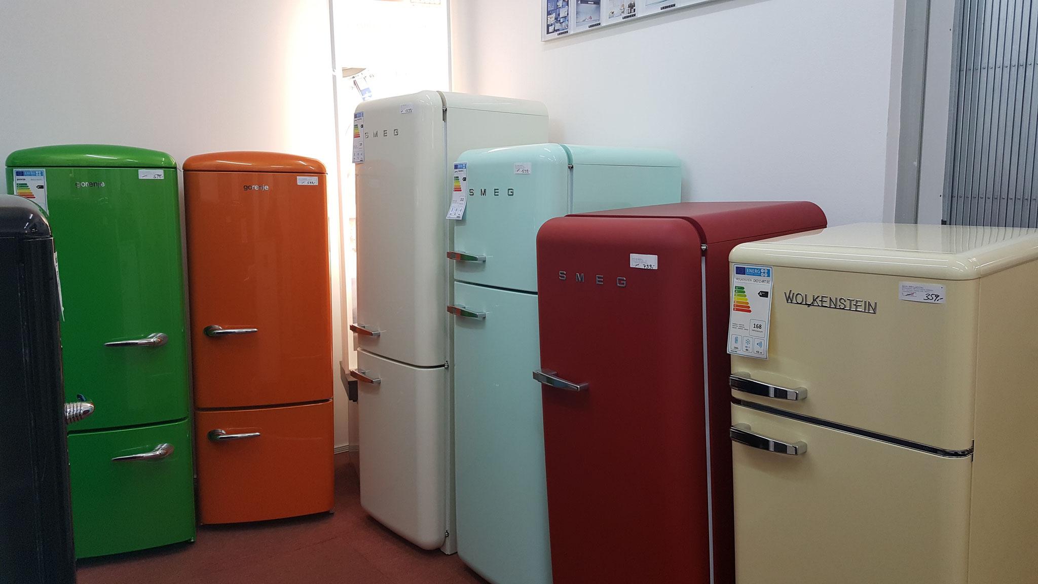 Retro Kühlschrank Rot Gorenje : Gorenje retro kühlschränke als fußball spezial elektrojournal