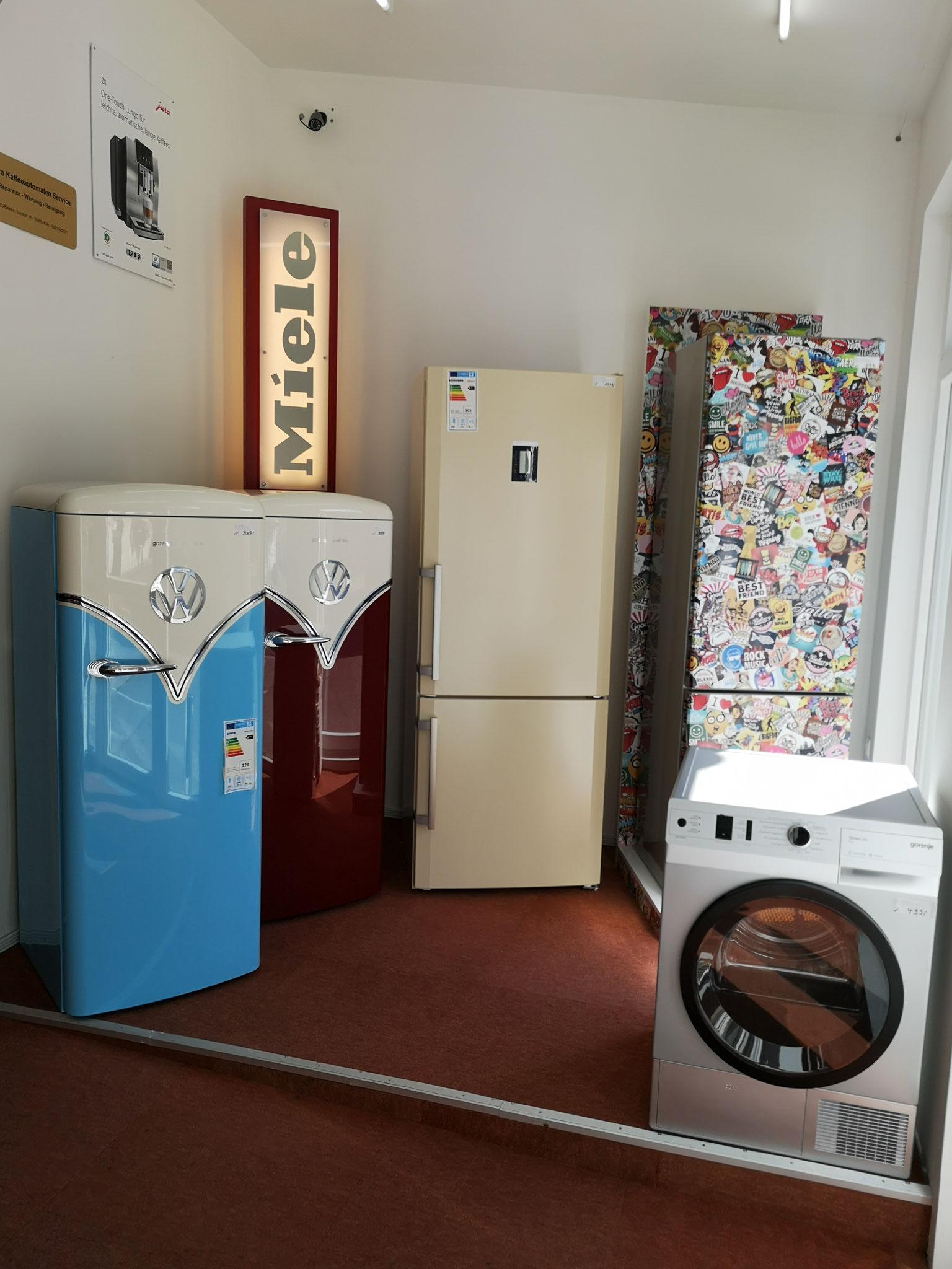 Smeg Kühlschrank bei HGS Elektro in Köln