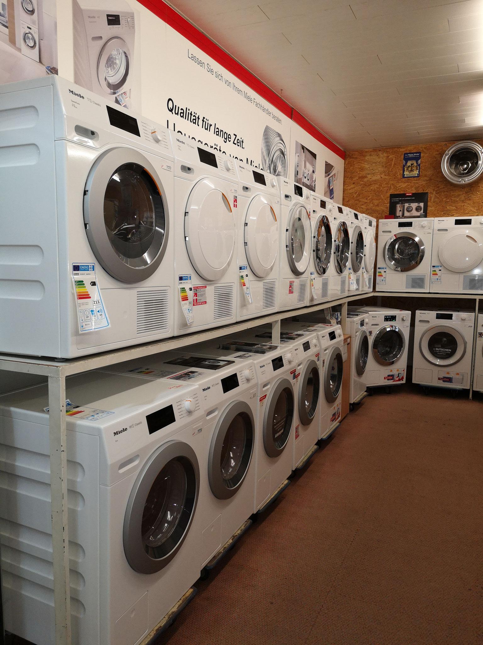 Miele Waschmaschinen bei HGS Elektro in Köln