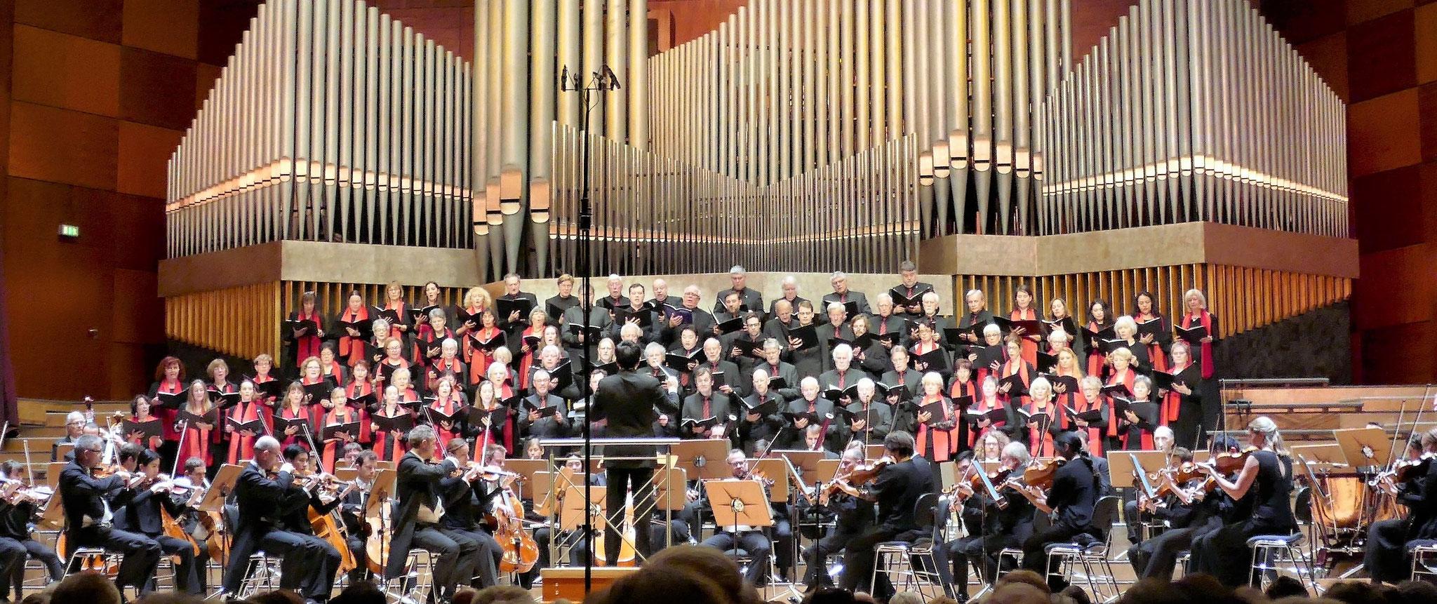 2018 Jahresschlusskonzert, 9. Symphonie von Beethoven mit Kahchun Wong