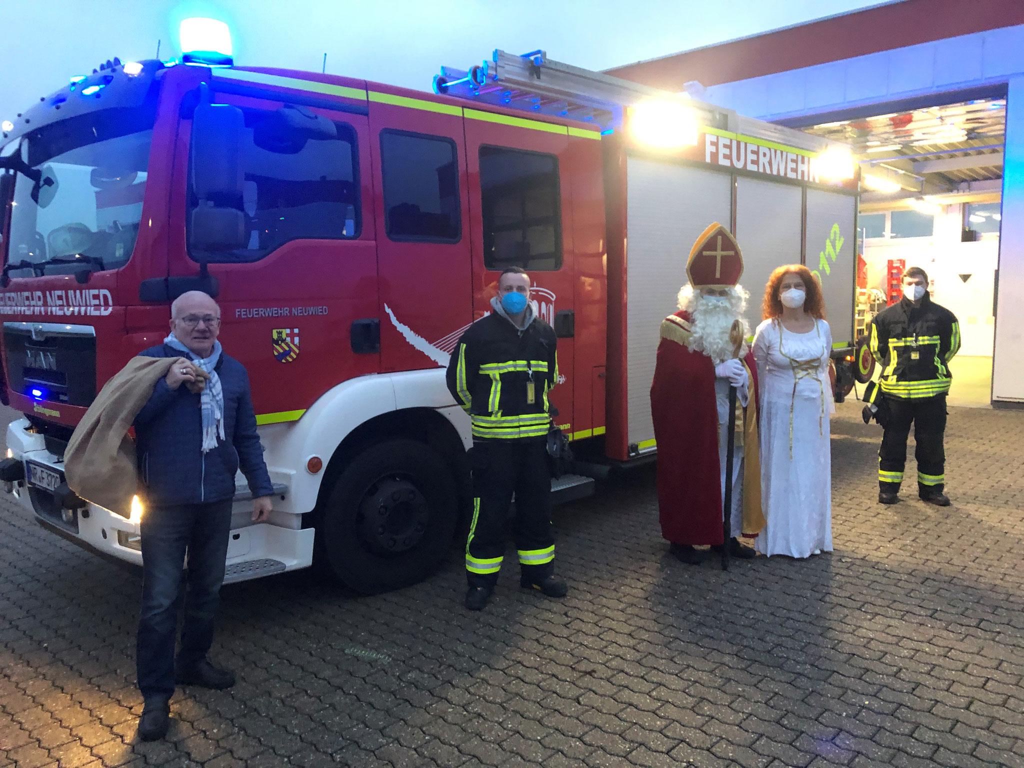 © Feuerwehr Neuwied