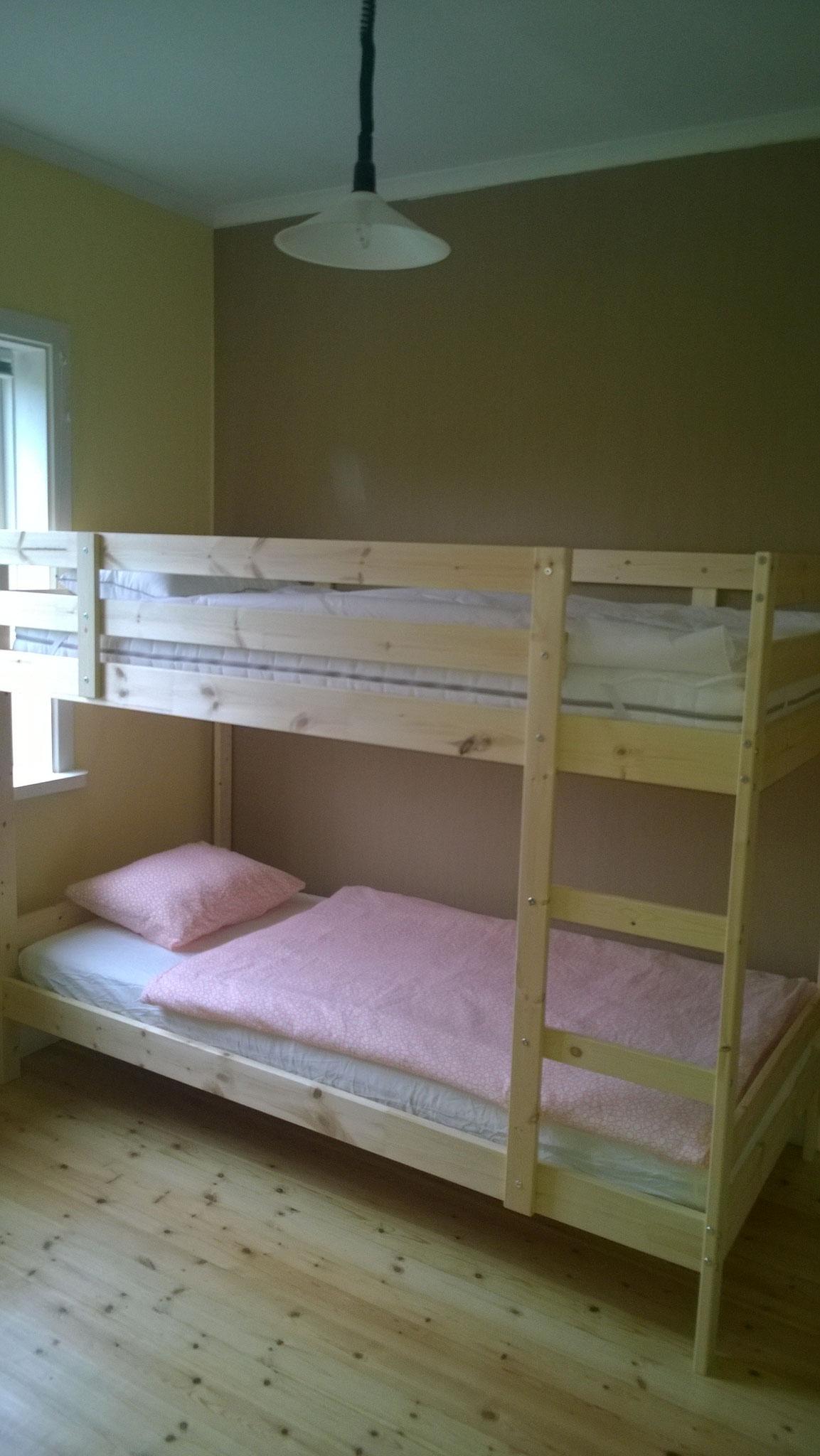 ...mit Doppelstockbett