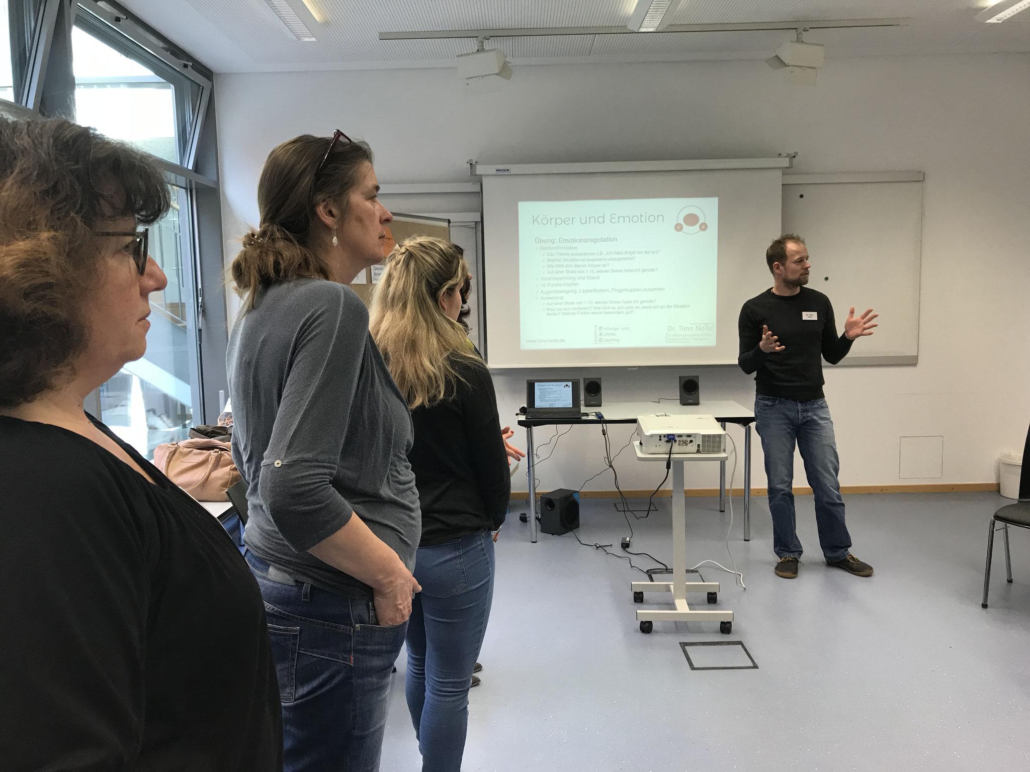 Studien- und Mentorentag der Universität Kassel 2018
