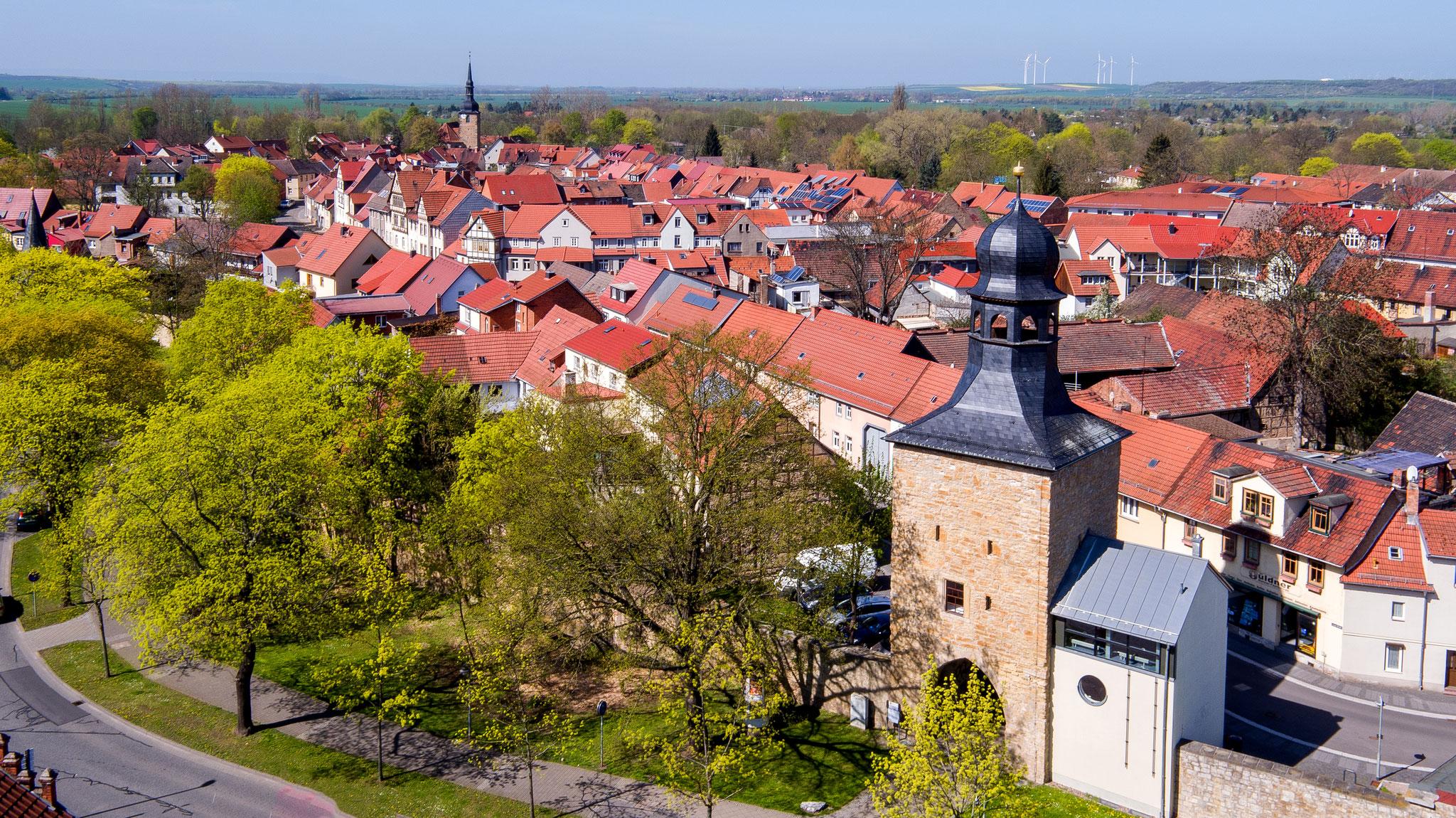 Sömmerda  Erfurter Tor