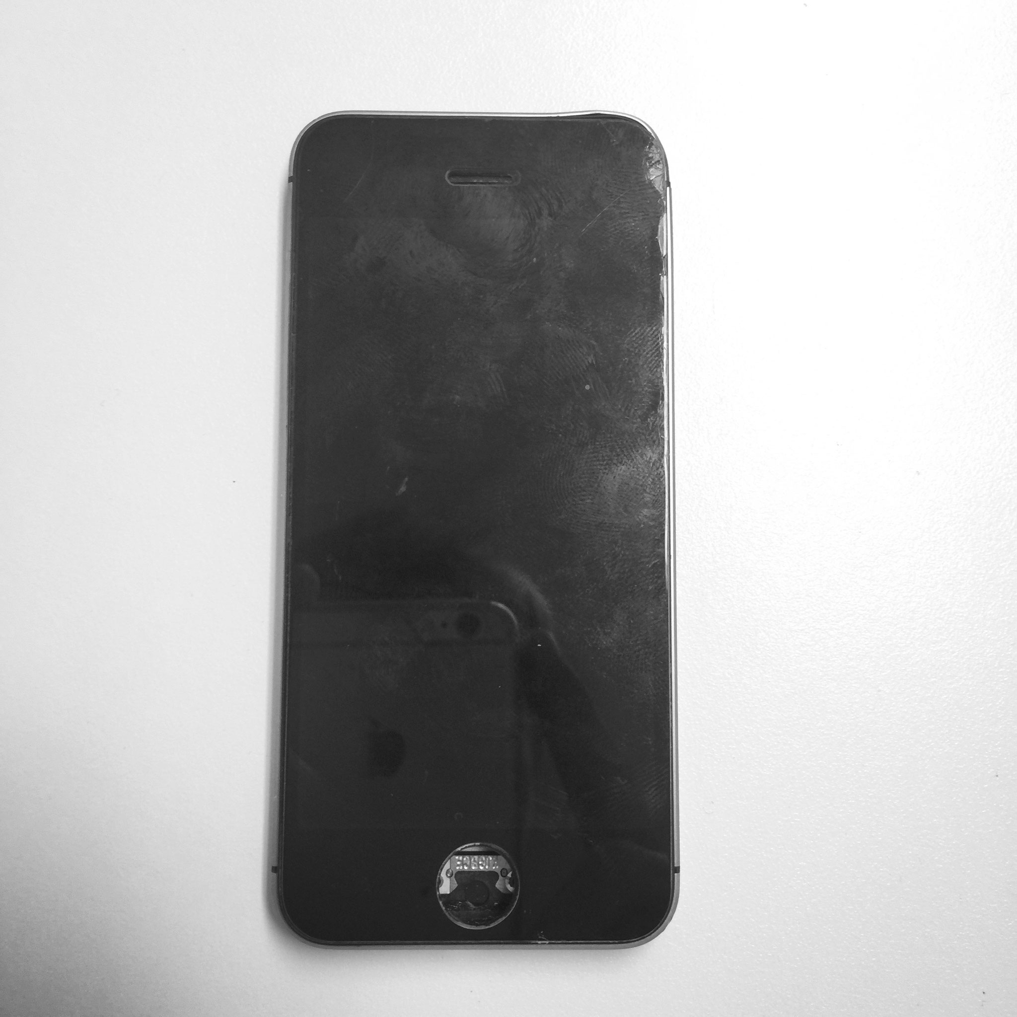 iPhone 5S Glas LCD defekt