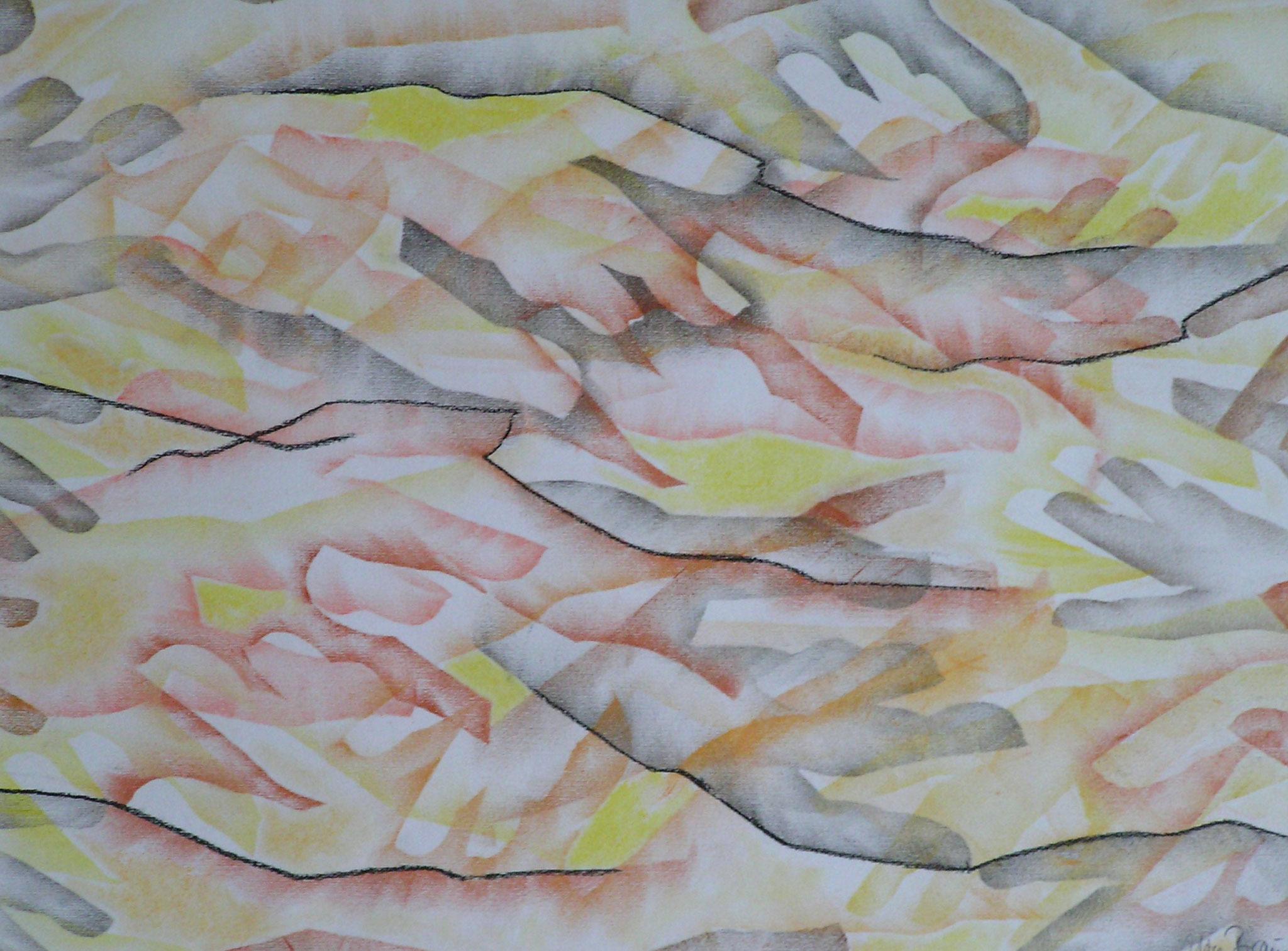 Berührungen (40 x 50)