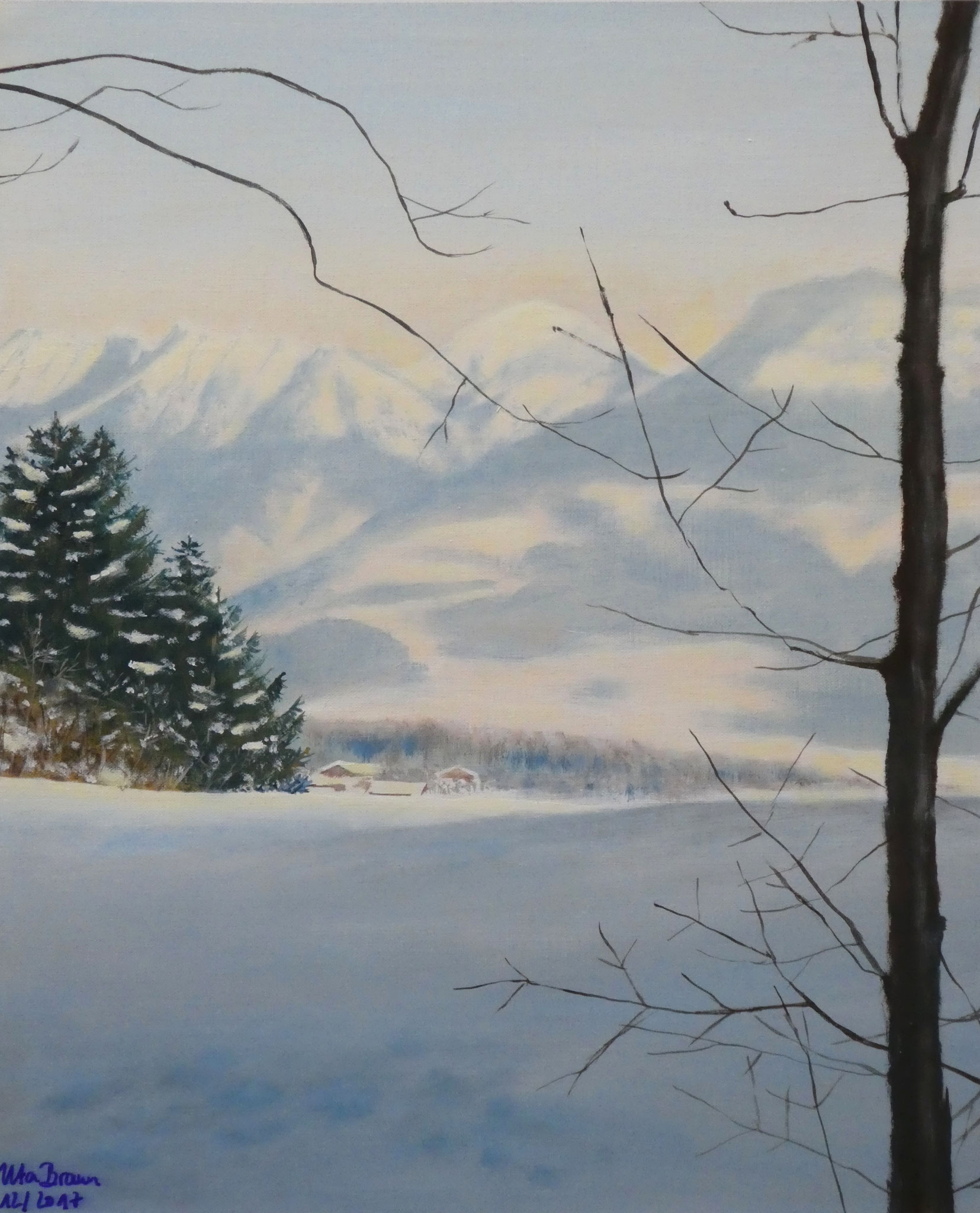Winterzeit (50 x 60)