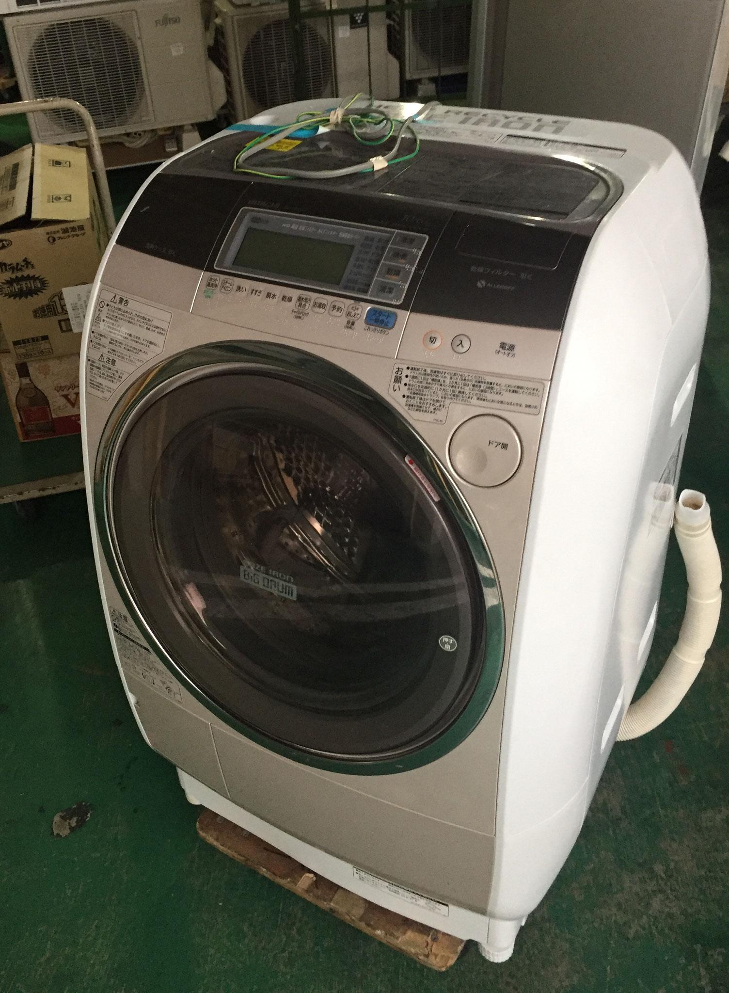 日立ドラム洗濯機