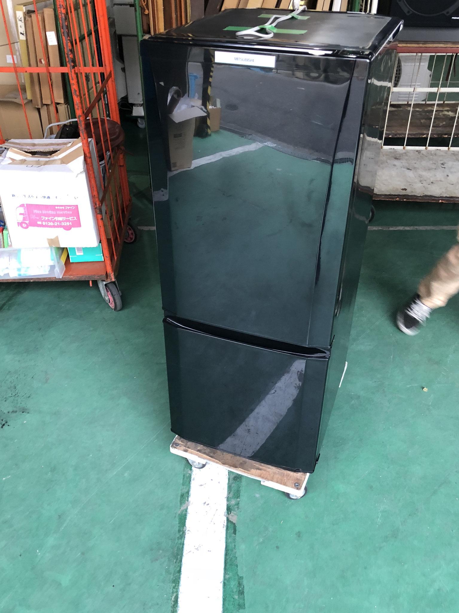 MITSUBISHI2ドア冷蔵庫