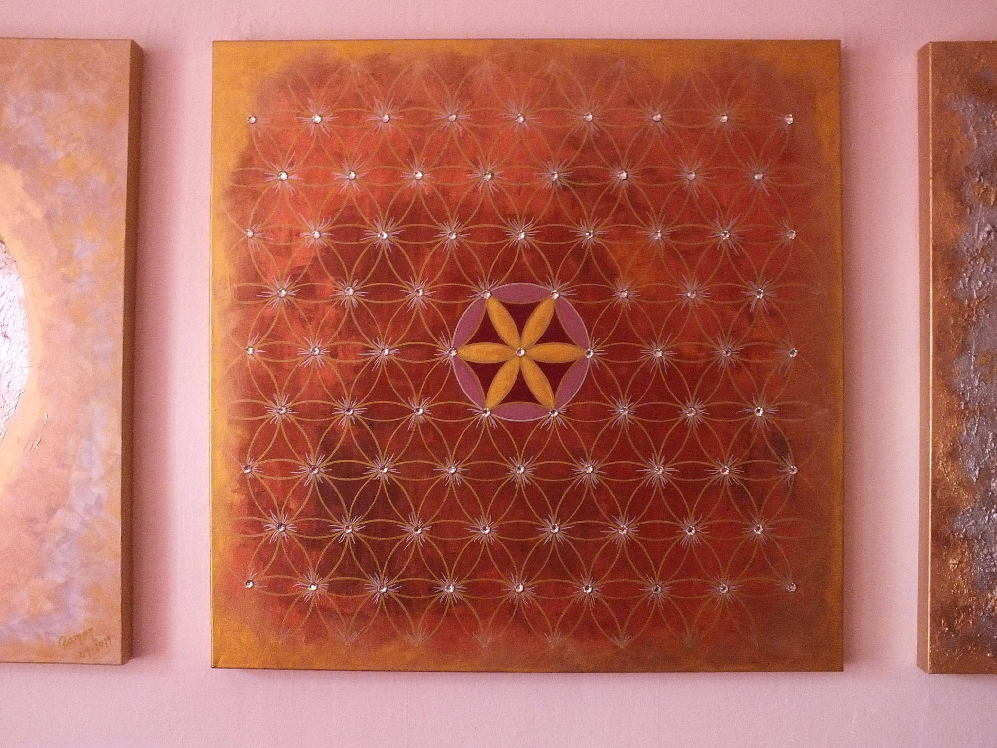 10. Endless Flower of Life