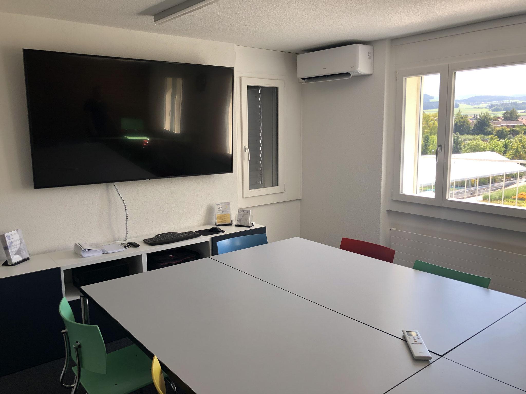 Klimaanlage Sitzungszimmer