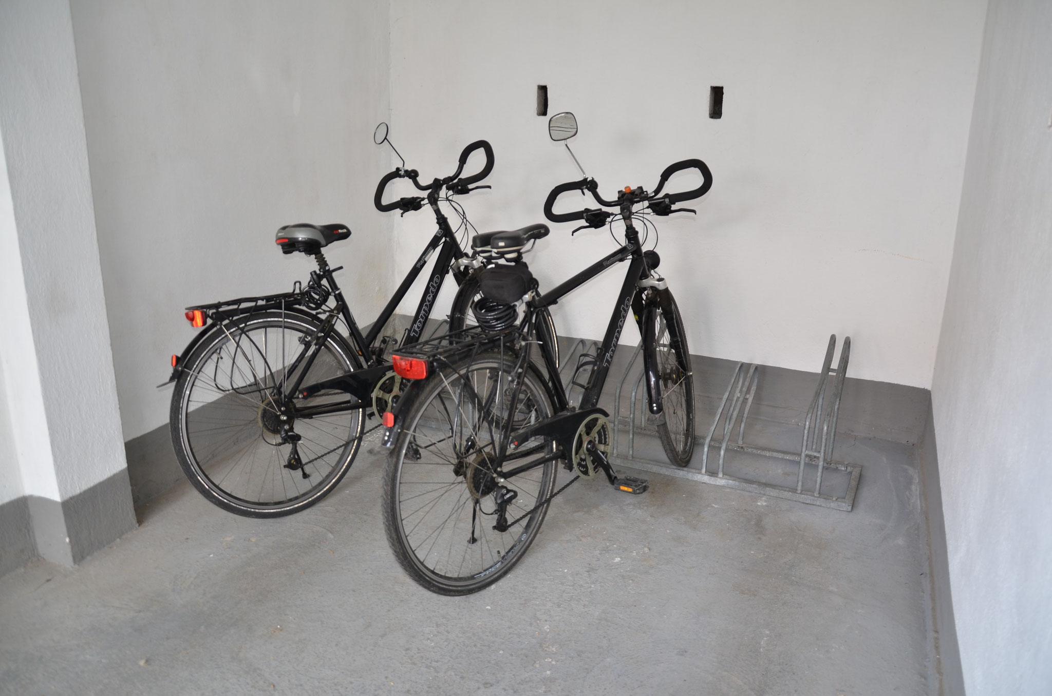 Leihfahrräder
