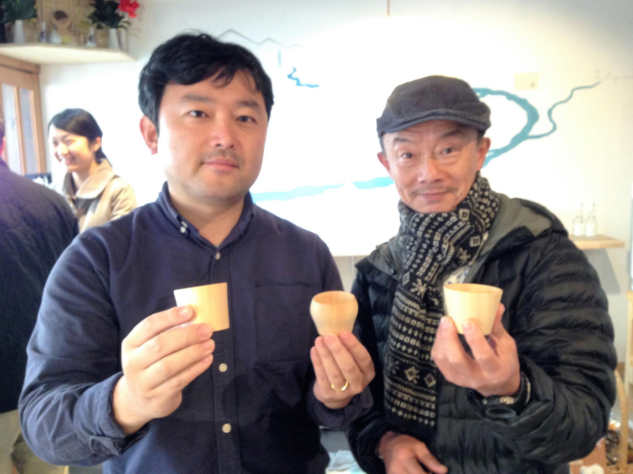 長良川デパート湊町店にて