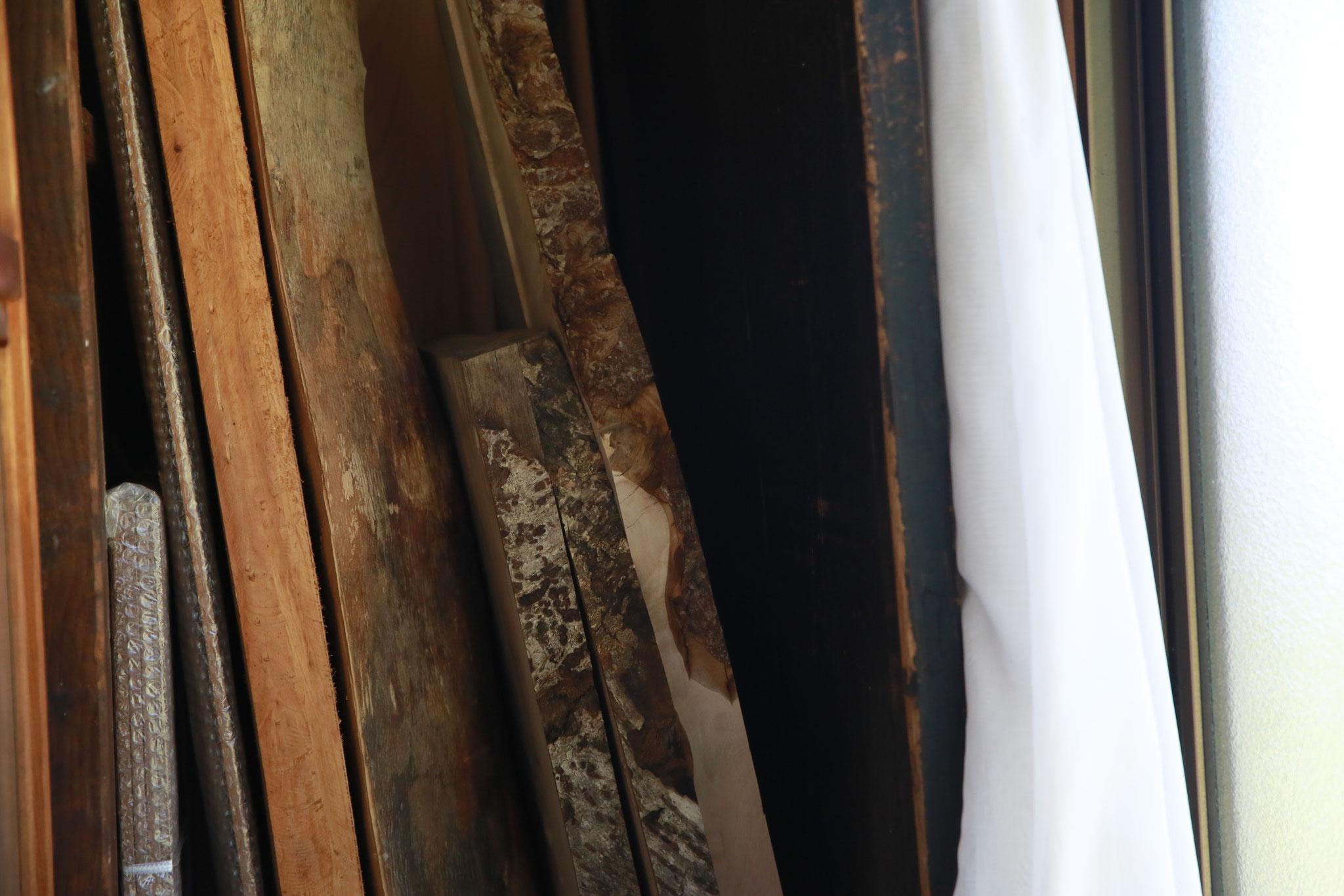 岐阜県美濃市片知渓谷癒しの木工ギャラリーきのこま