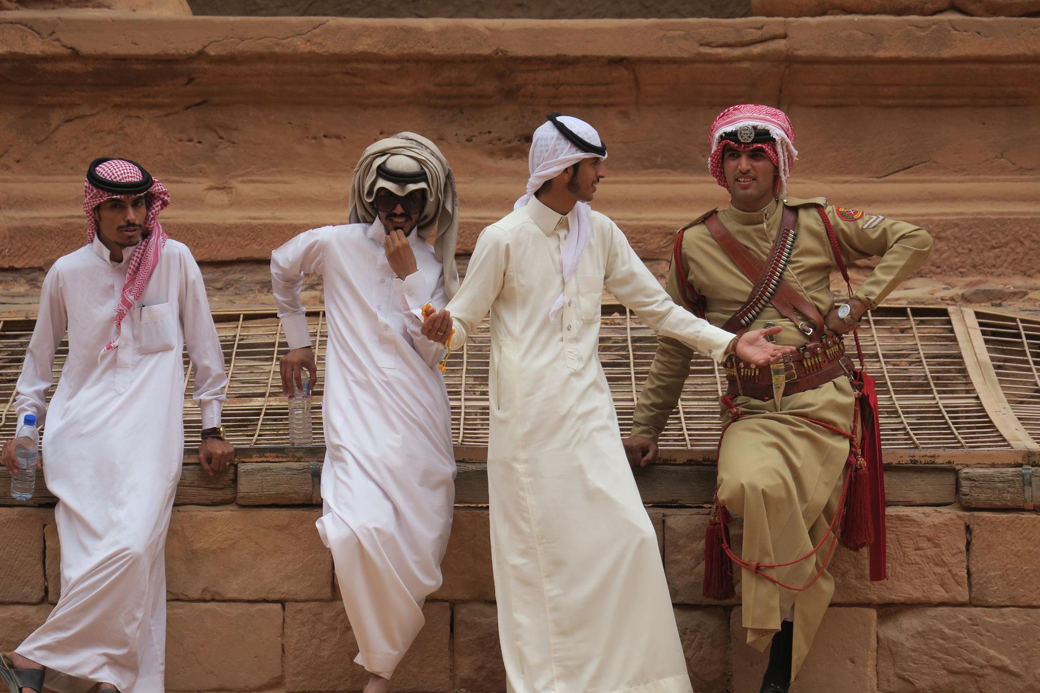 Der Islam ist in Jordanien Staatsreligion.