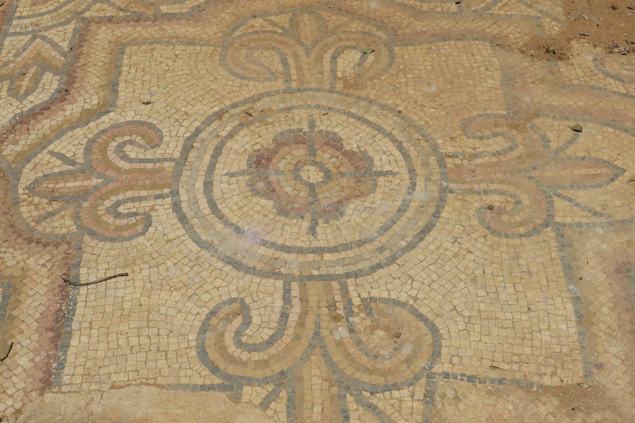 Jordanien ist berühmt für die eindrucksvollen Steinmosaike.