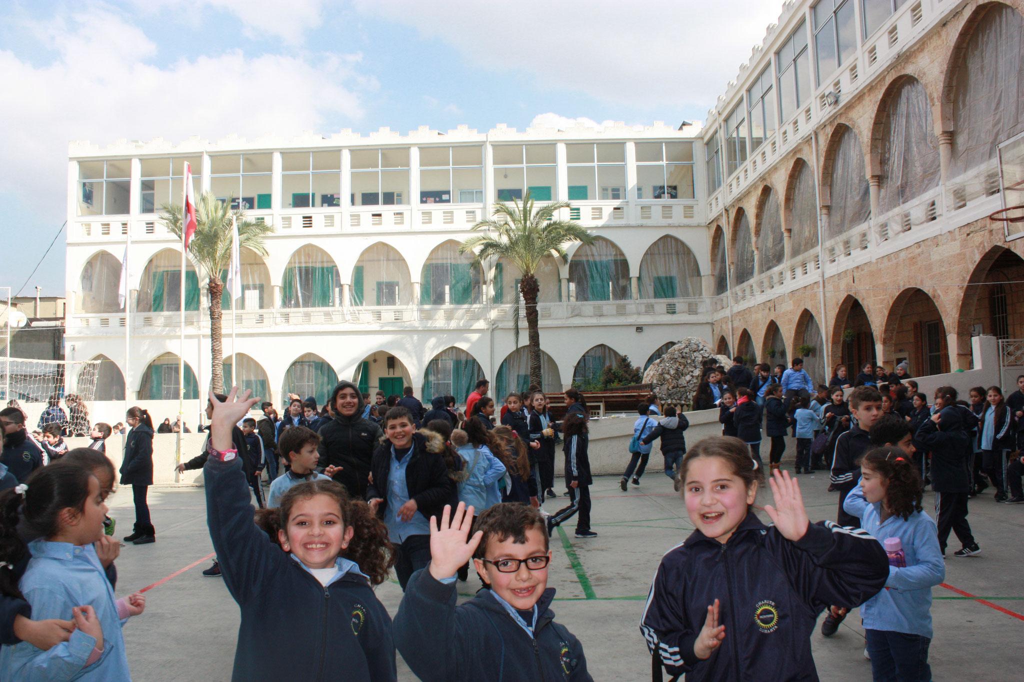 Schule der Barmherzigen Schwestern in Zghorta