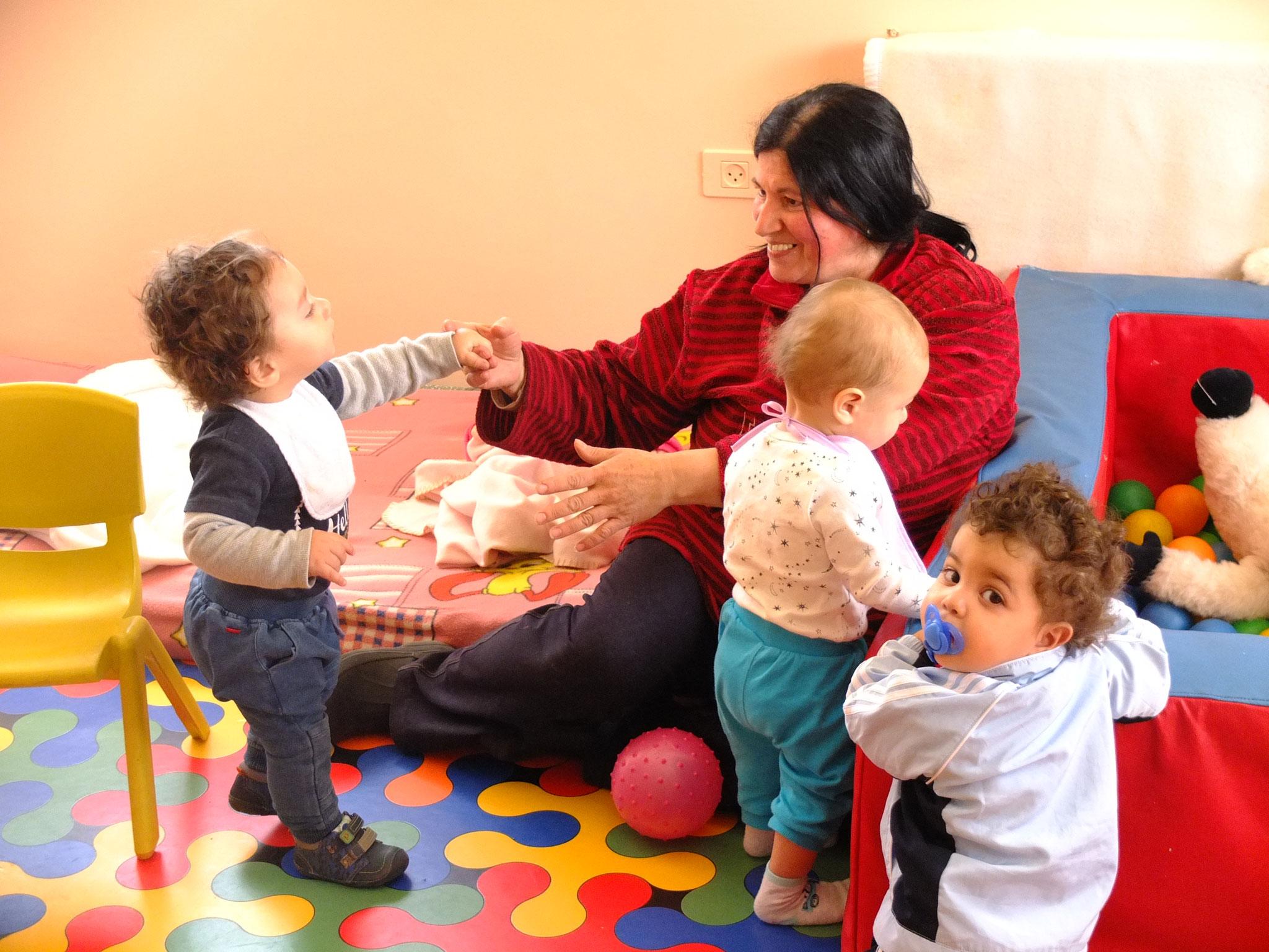 Kindergarten der Dominikanerinnen in Bethlehem