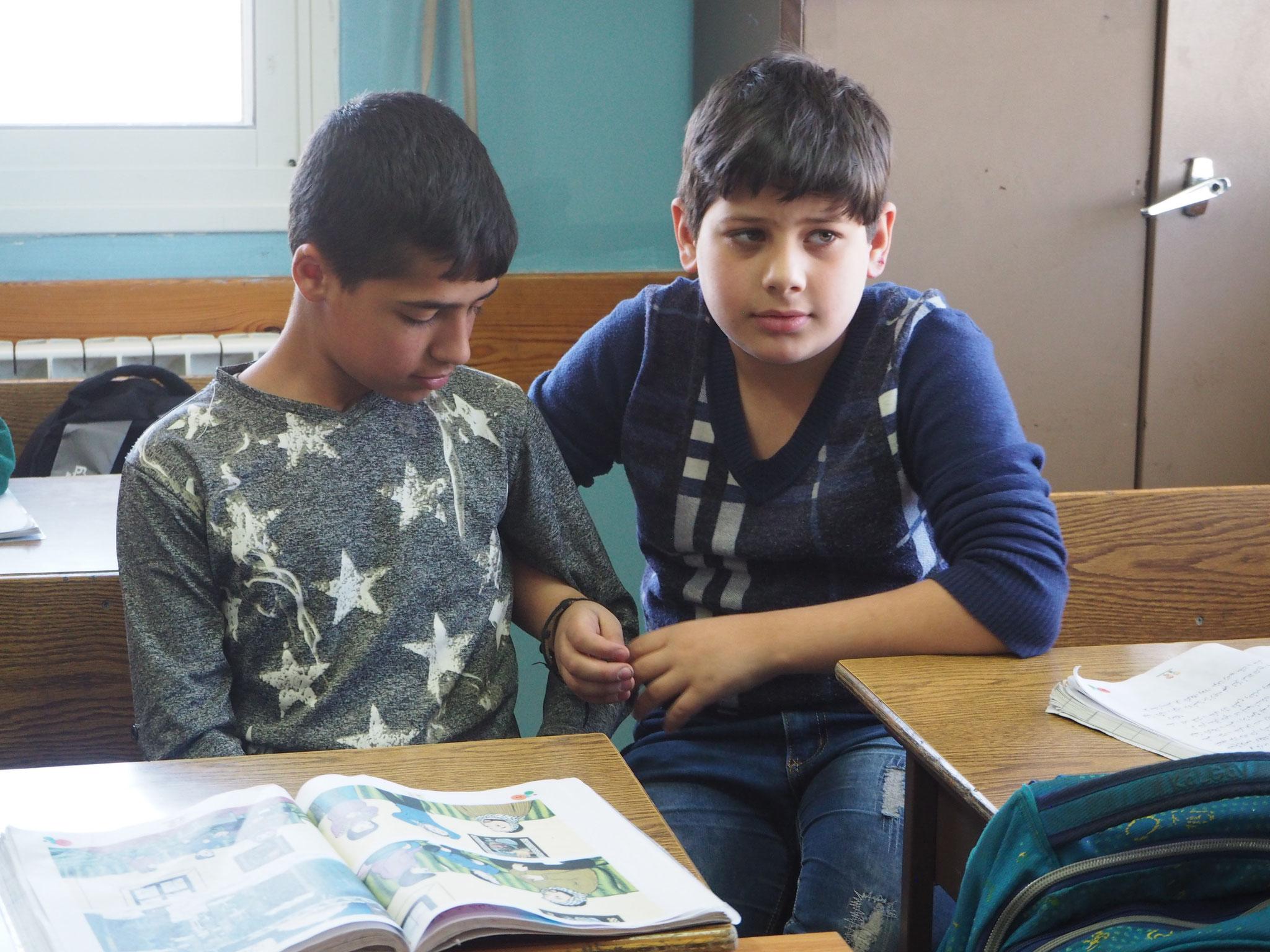 School of Joy: Schule für Kinder mit besonderen Bedürfnissen in Beit Jala