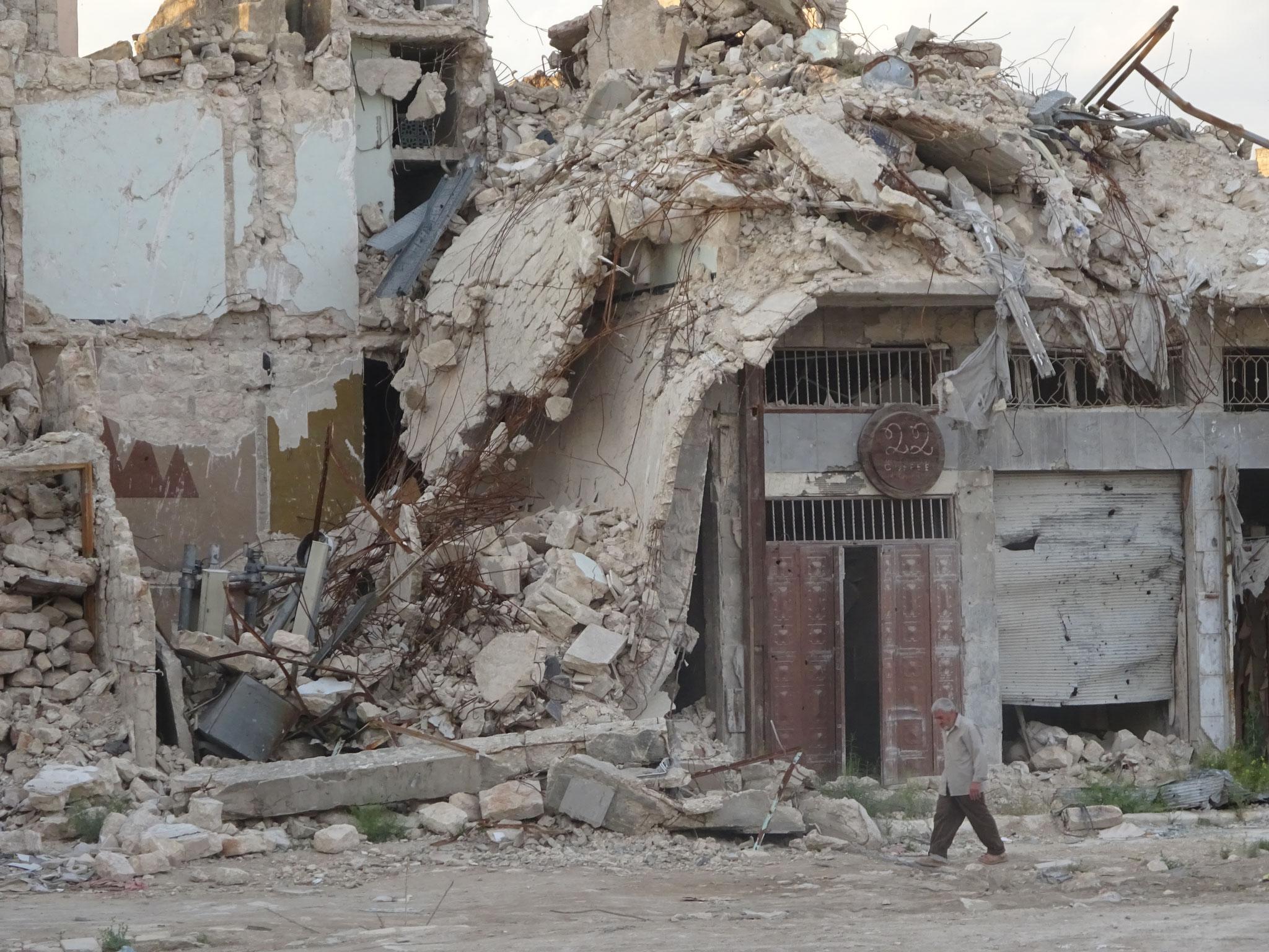 Aleppo nach der Belagerung