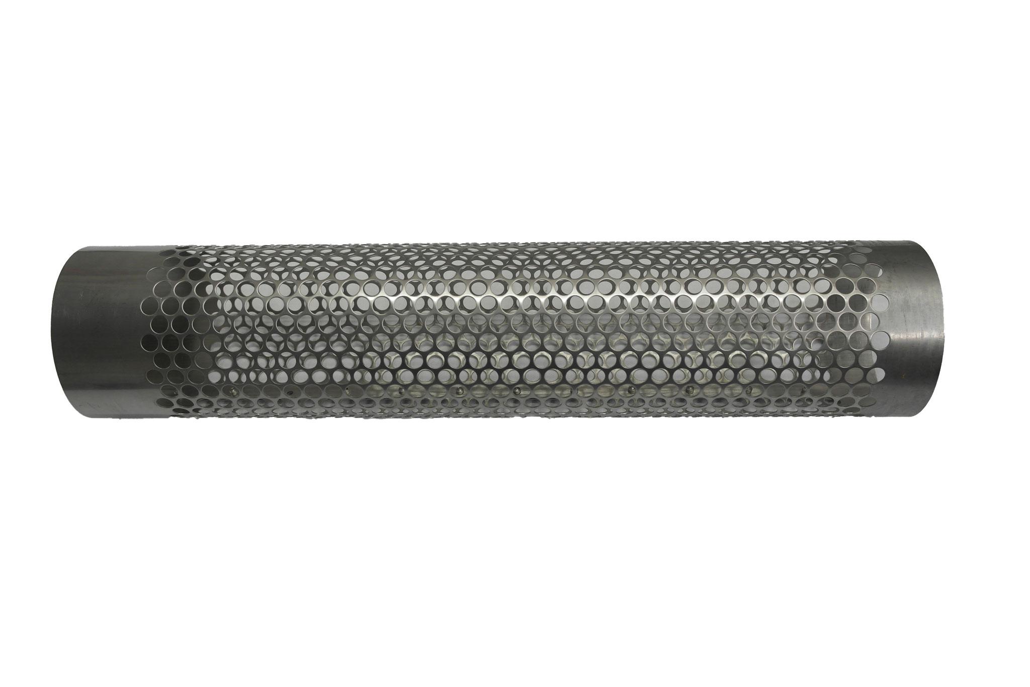 Siebrohr für KG Rohr 110