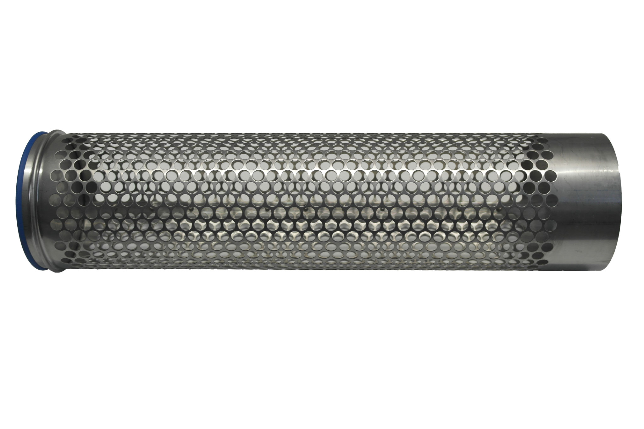 Siebrohr einseitig verschlossen für 125er KG Rohr (DN 125)