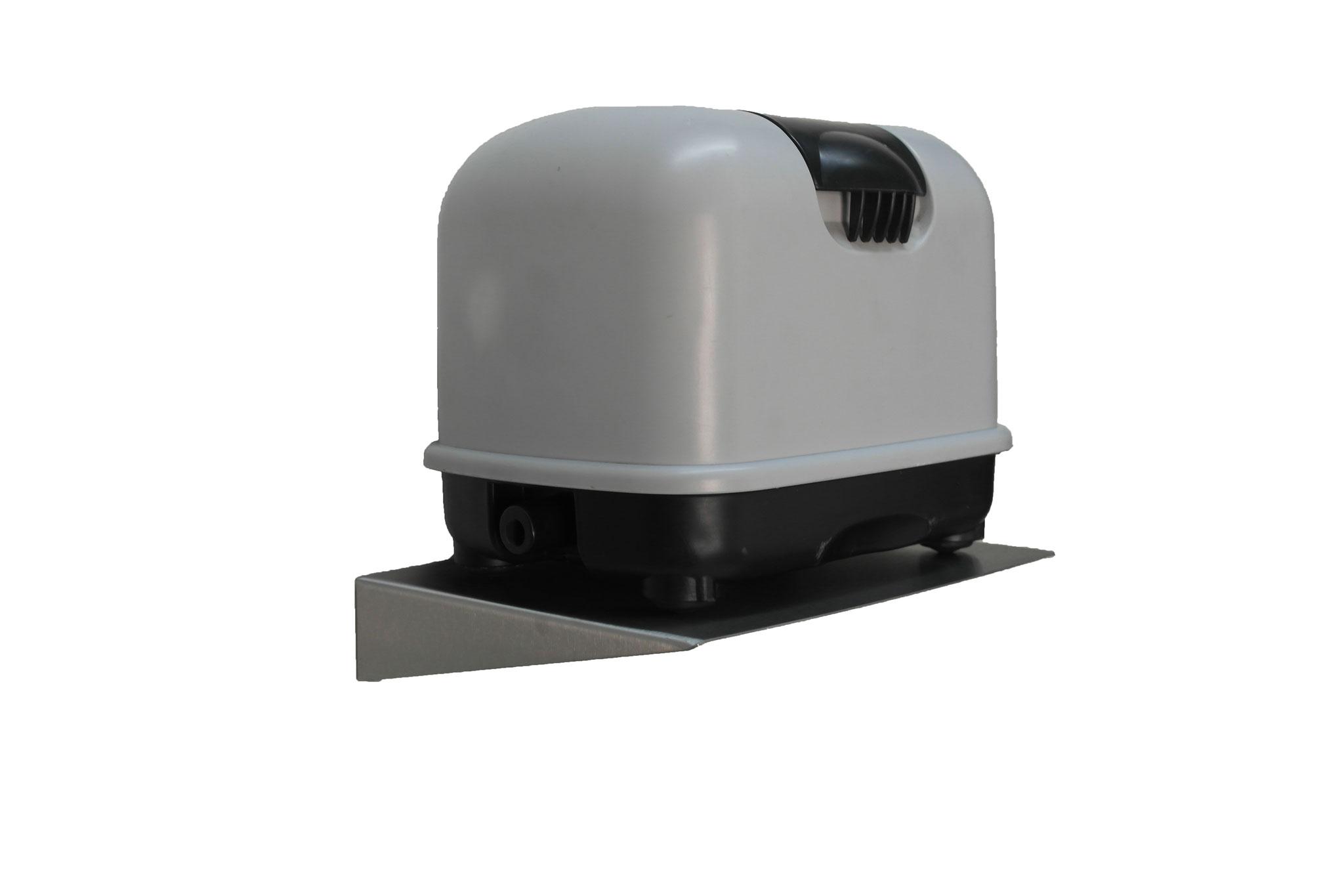 Hiblow Luftpumpen Konsole 300mm