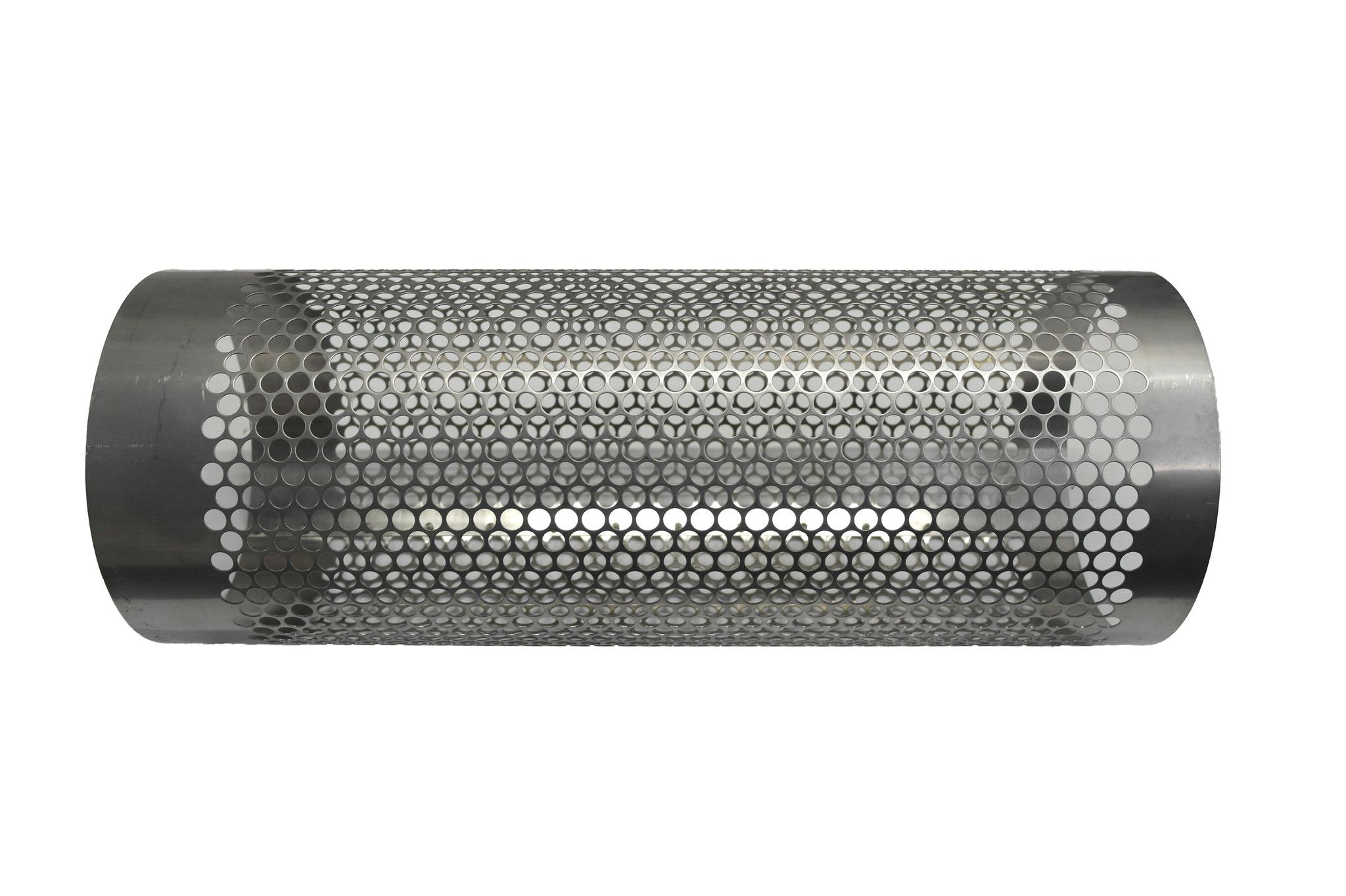 Siebrohr für 200er KG Rohr (DN 200)
