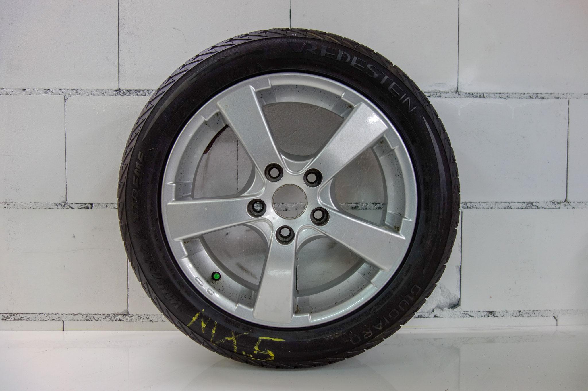 Mazda MX-5 Winterräder