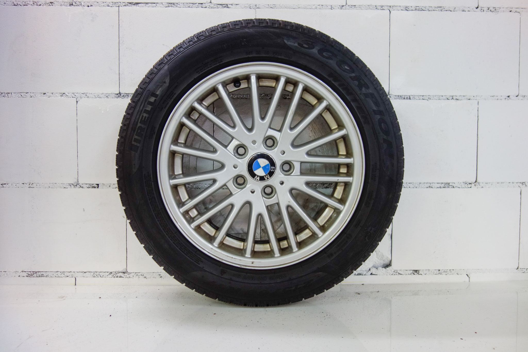 BMW X3 Winterräder