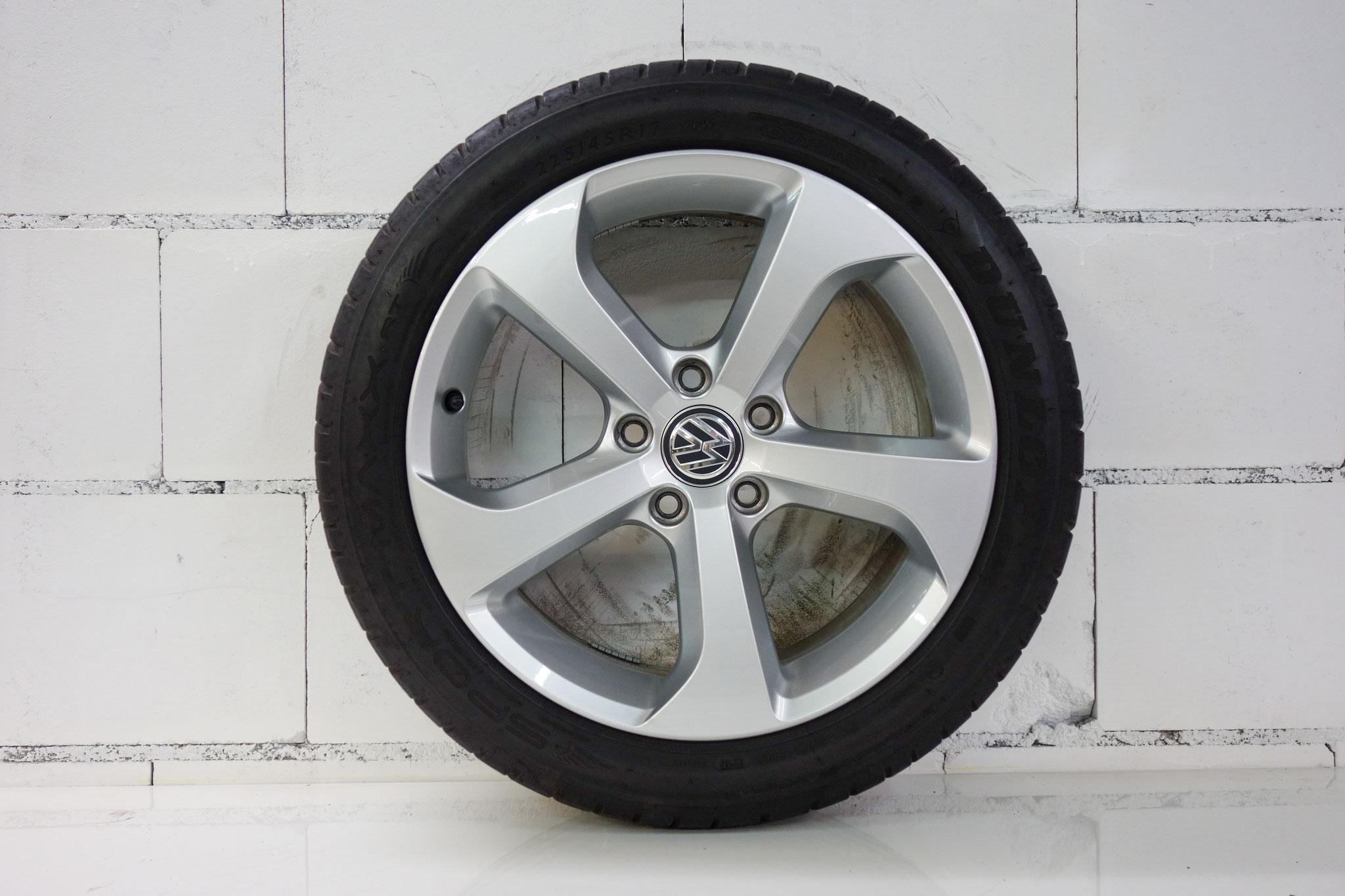 VW Golf GTI Sommerräder