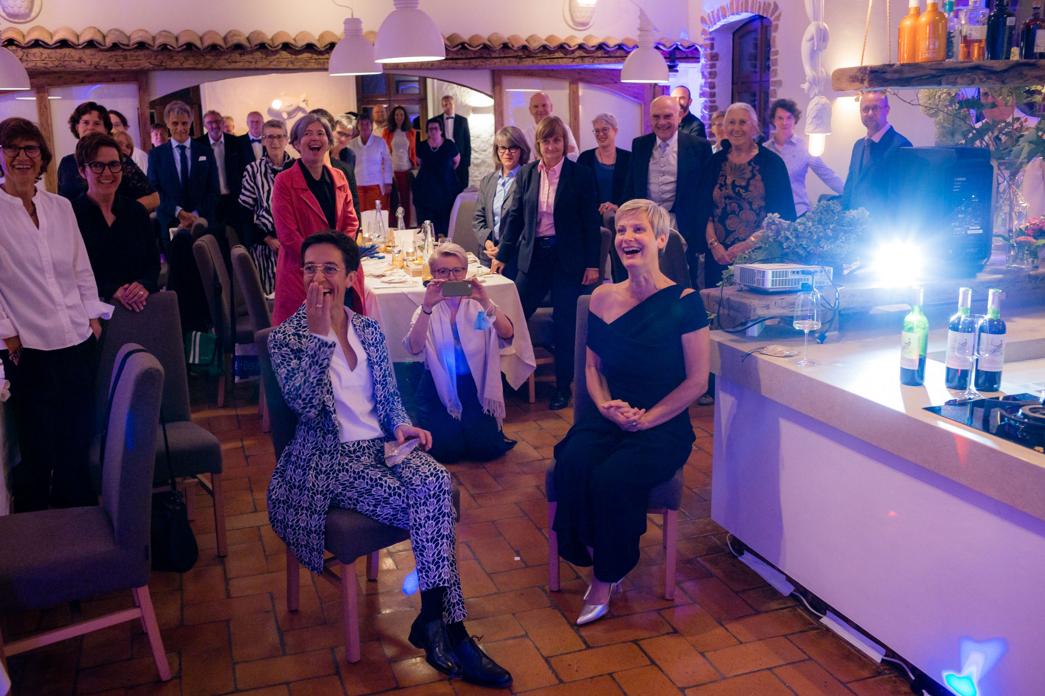 Hochzeitsfeier in Wiesbaden