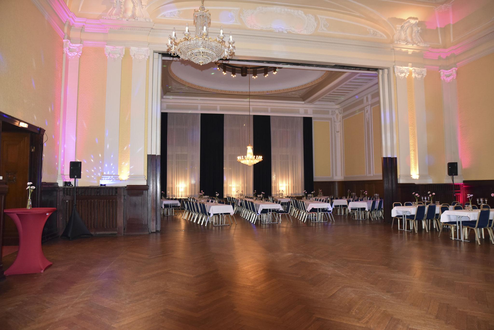 Die wunderschönen Mozartsäle in Hamburg (pic by Karla Pixeljäger)