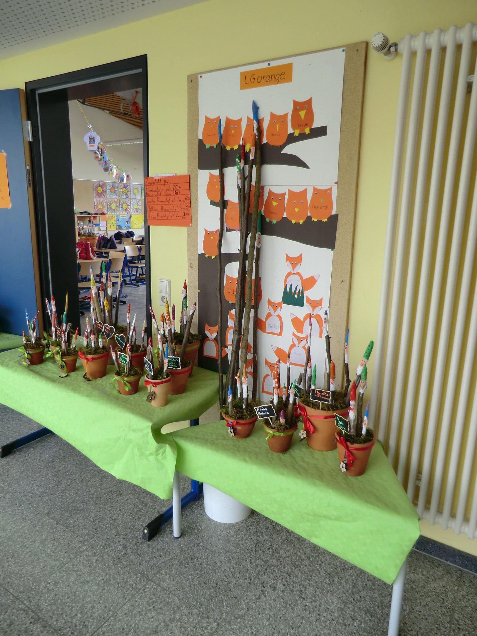 Orange Lerngruppe