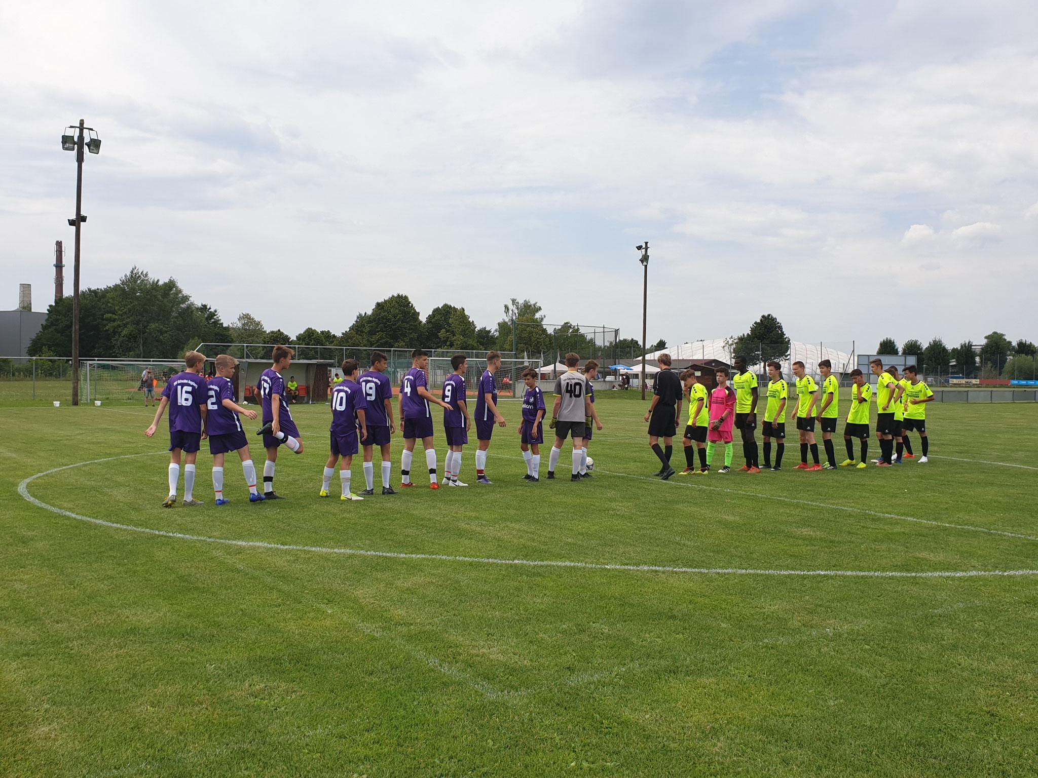 DJK Lechhausen - TSV Schwaben 0:4