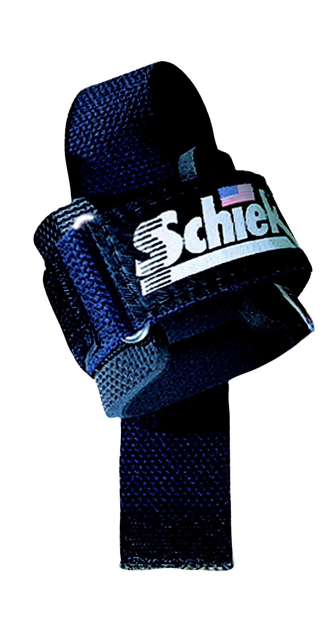 Schiek Sports Handgelenkschutz mit Zughilfen Modell 1000PLS Power Lifting Straps