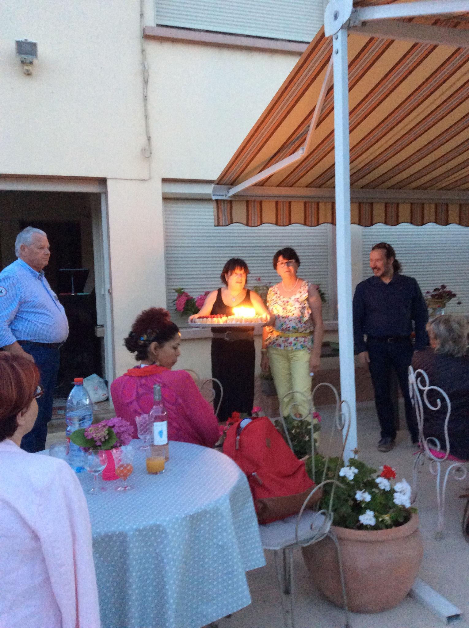 Bon anniversaire Martine !