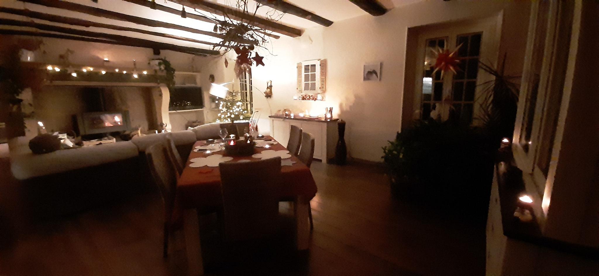 Ambiance de Noël à Perrot