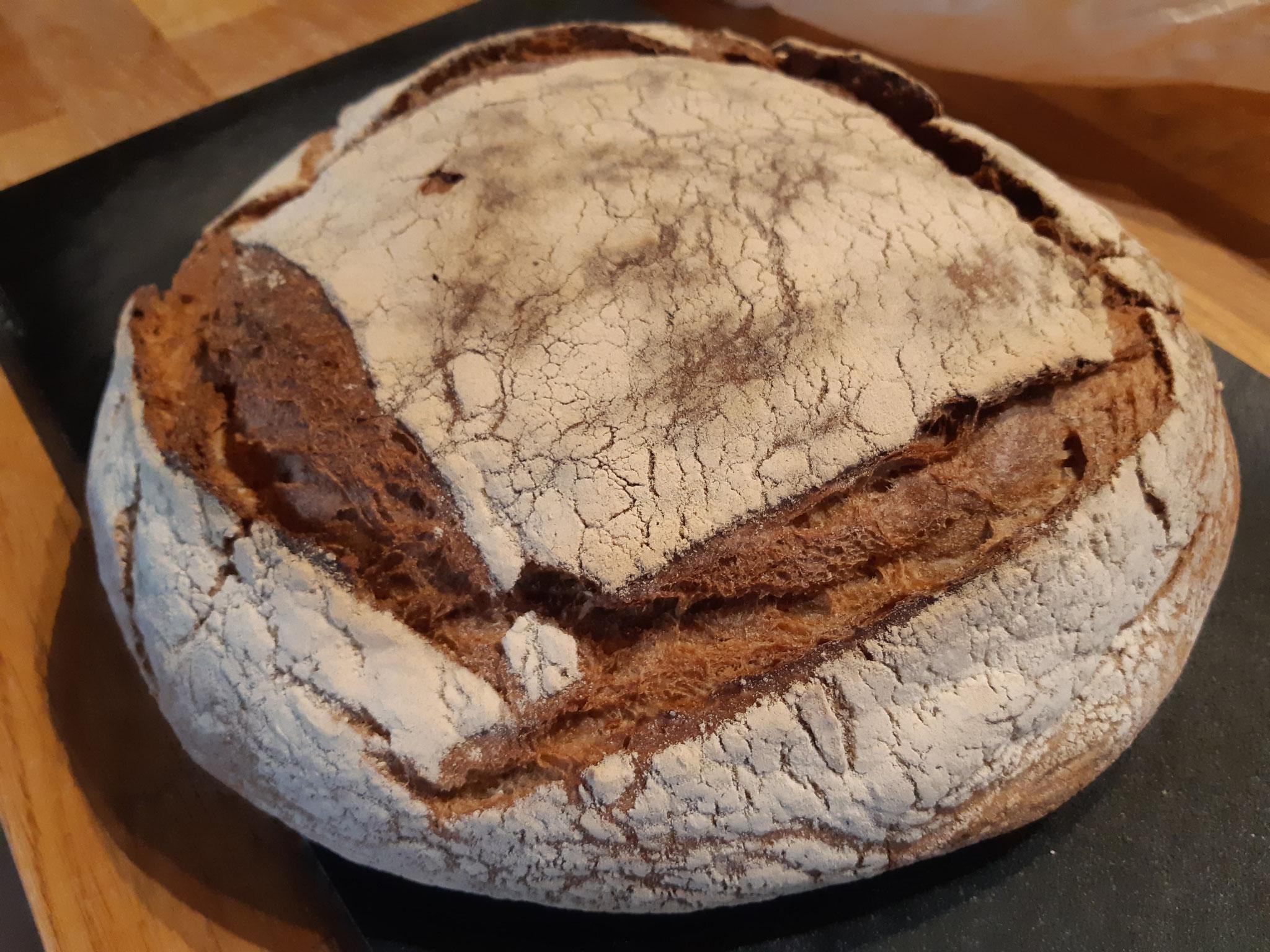 Ce pain n'a pas fait long feu...