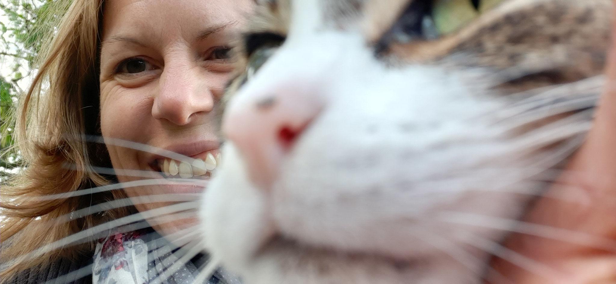 Selfie avec Cajun ;)