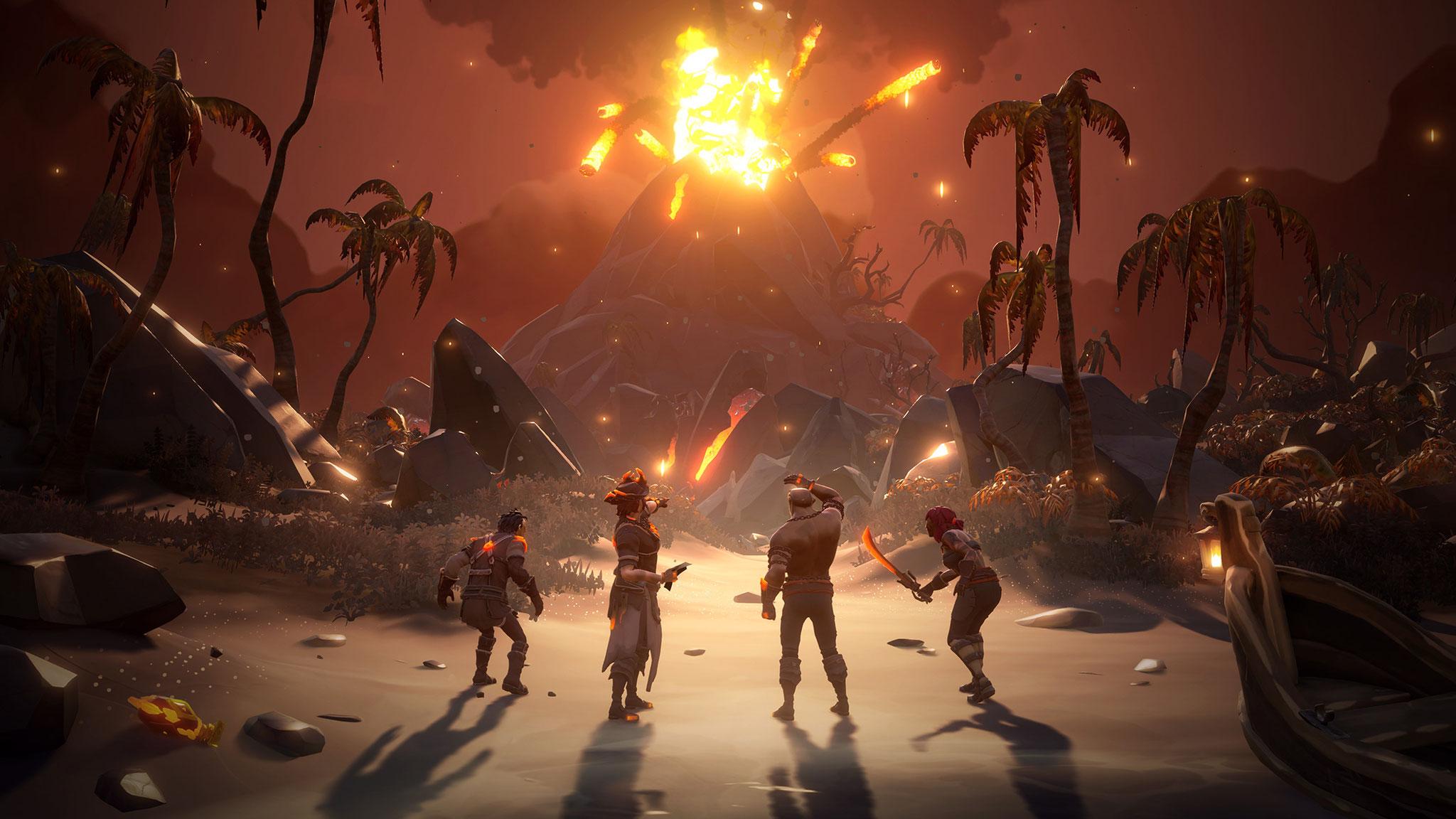 """Die """"X018"""" in Mexico City hielt zwar jede Menge News für Xbox-Besitzer bereit, aber der erhoffte News-Kracher blieb aus. Zu den Ankündigungen zählte ein """"Arena""""-Modus für das nächste """"Sea of Thieves""""-Update."""