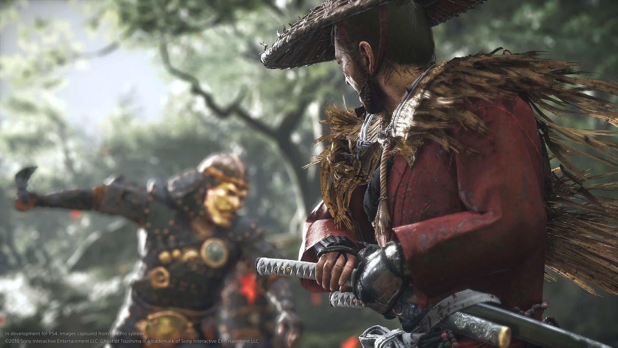 """Pompöse Samurai-Gefechte im feudalen Japan: """"Ghost of Tsushima"""" von """"Infamous""""-Macher Sucker Punch."""