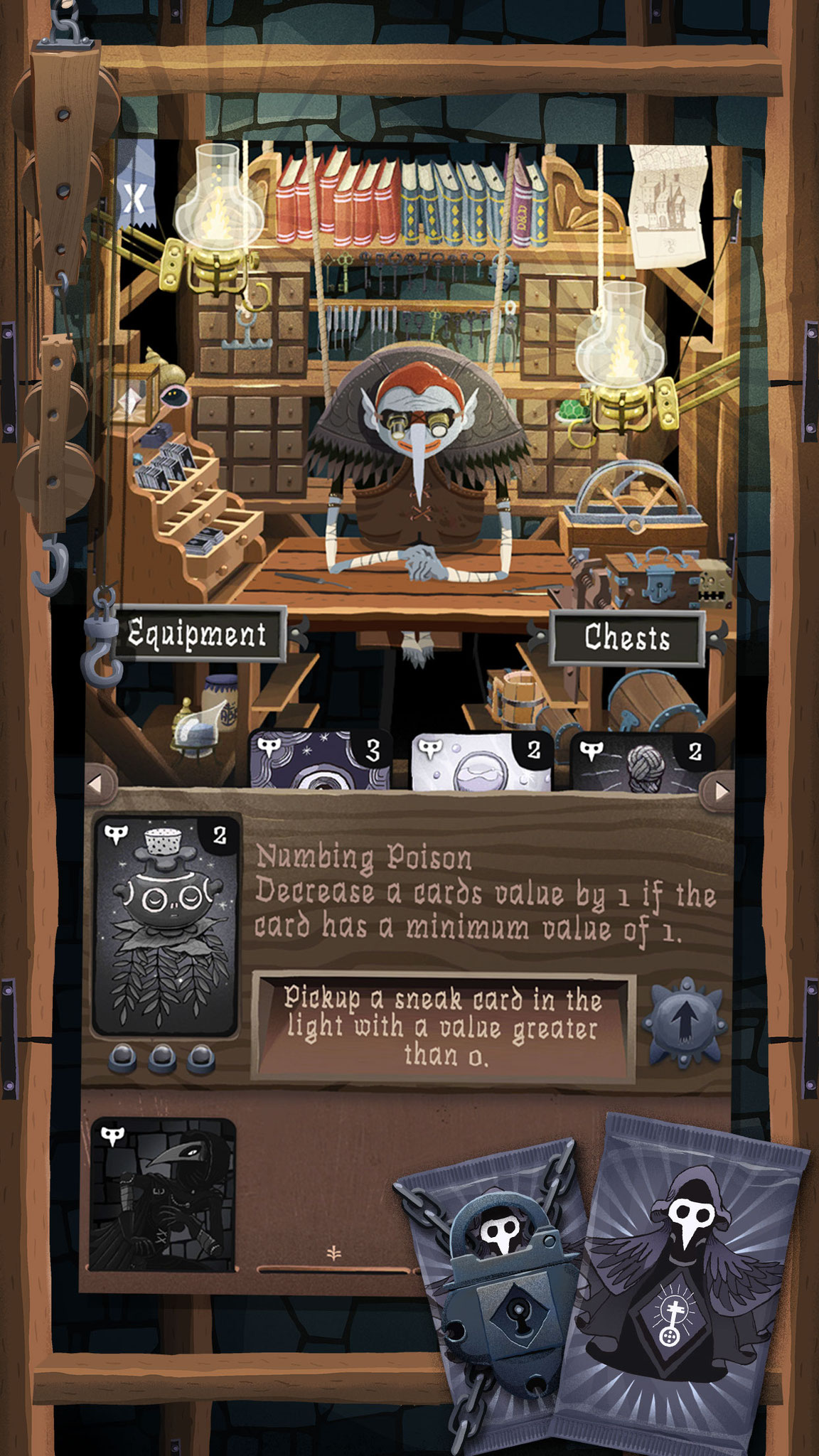 "Bestes Mobile-Game: ""Card Thief"""