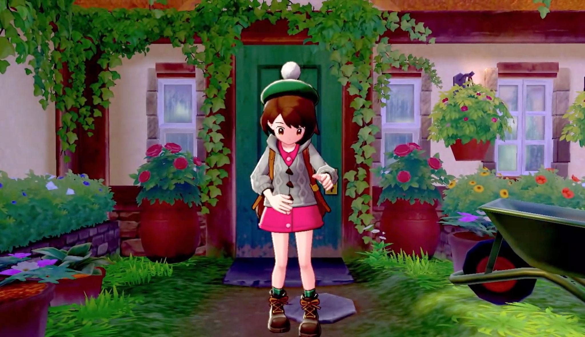 Serien-typisch darf man sich vor Spielbeginn dafür entscheiden, ob man ein Mädchen oder einen Jungen spielen will.