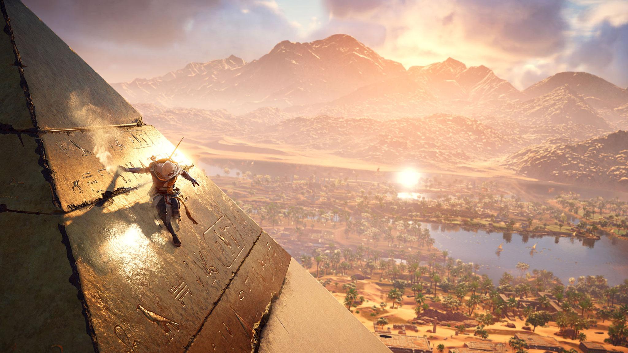 "Bestes internationales Spiel: ""Assassin's Creed Origins"""