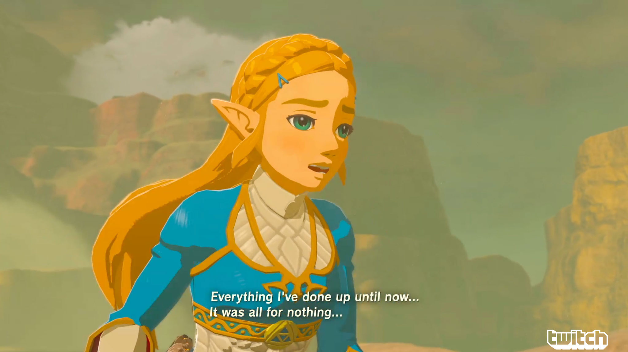 "Der neue ""Breath of the Wild""-Trailer zeigt Prinzessin Zelda"