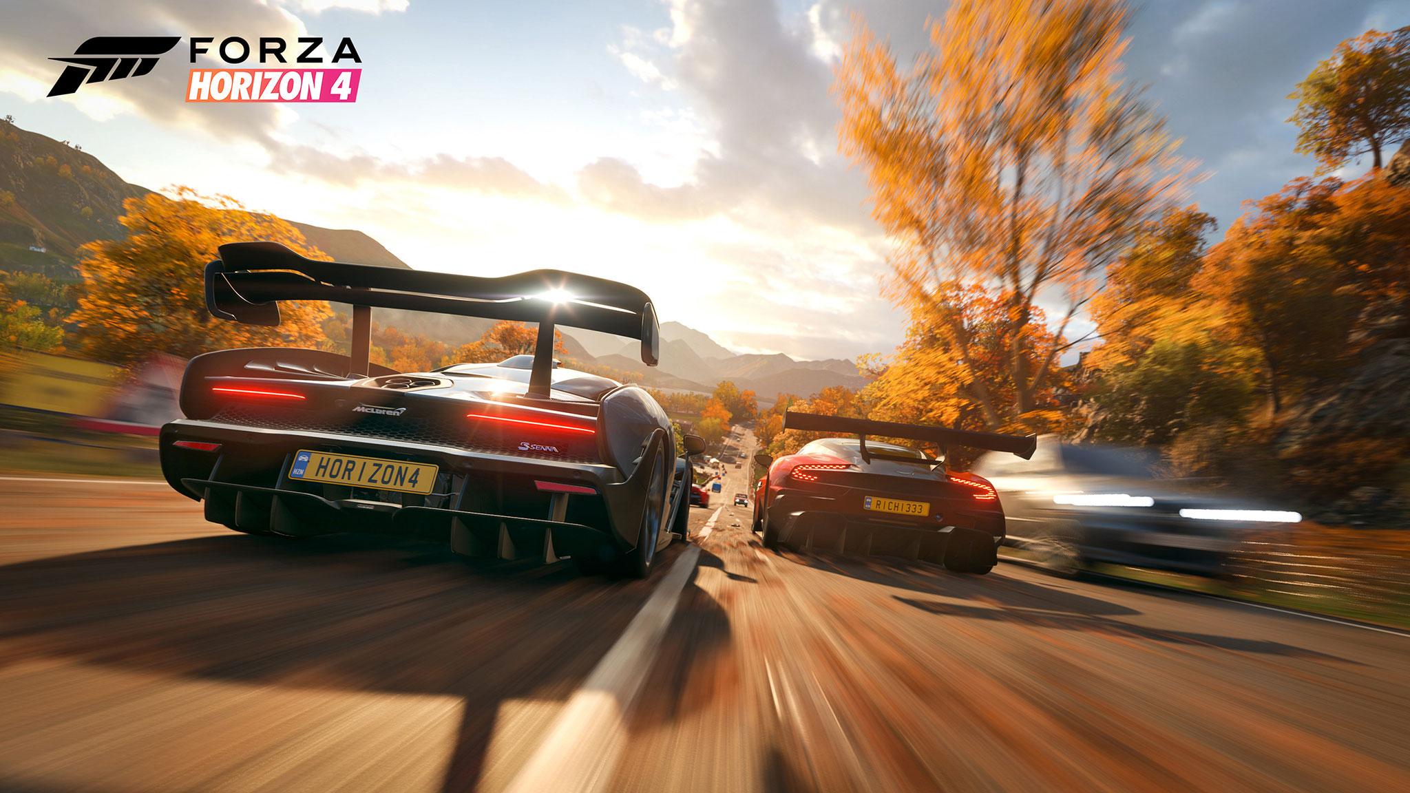 """Die """"Forza Horizon 4""""-Erweiterung """"Fortune Islands"""" entführt Open-World-Bleifüße in den Norden der britischen Inseln."""