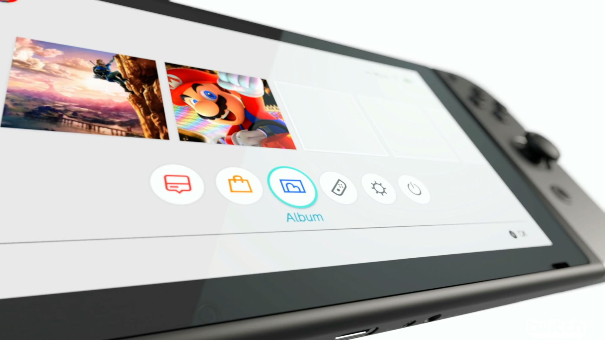 Also doch: Das Switch-Handheld kommt mit Multi-Touch-Screen