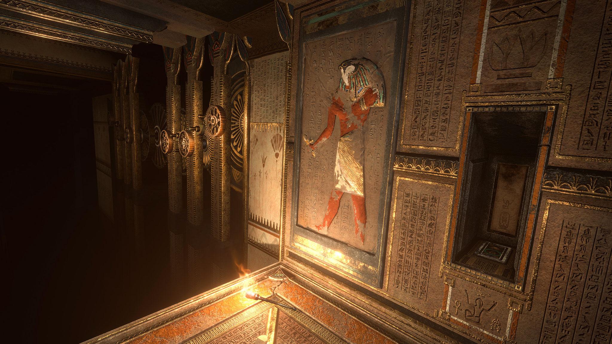 """Mit """"The Lost Pyramid"""" startet Ubisoft eine ganze Reihe von weltweit installierten VR-Escape-Rooms."""